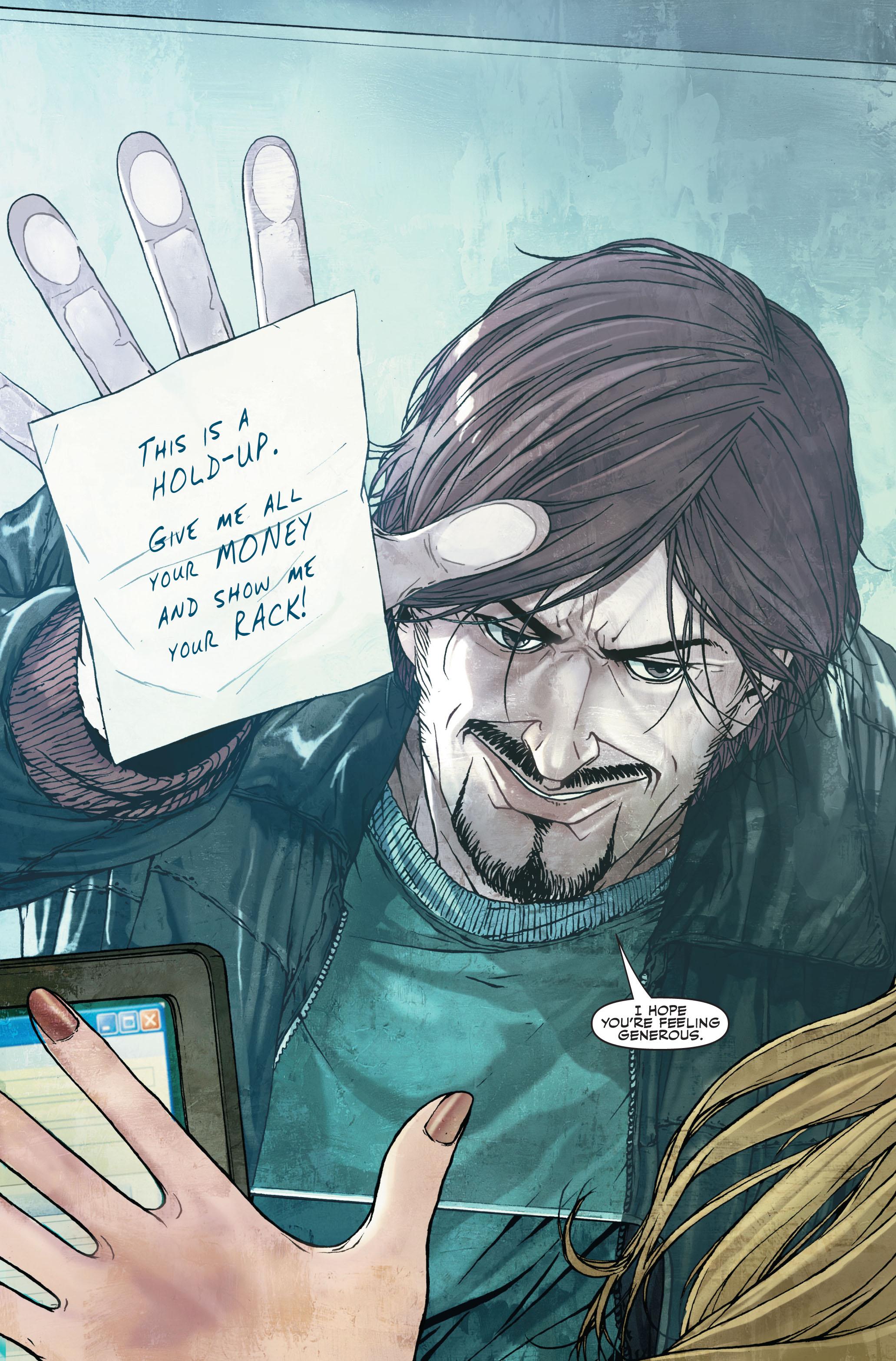 Read online Secret Warriors comic -  Issue #7 - 5