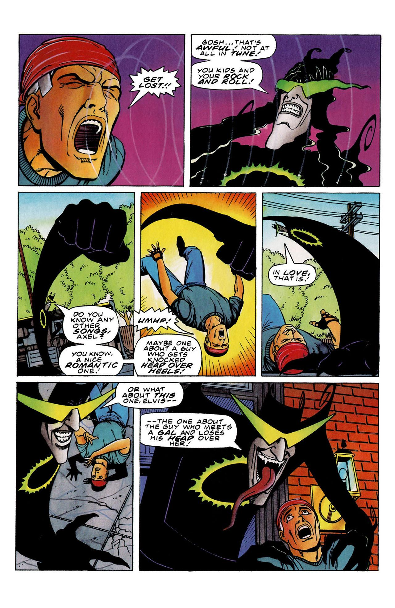 Read online Harbinger (1992) comic -  Issue #33 - 13