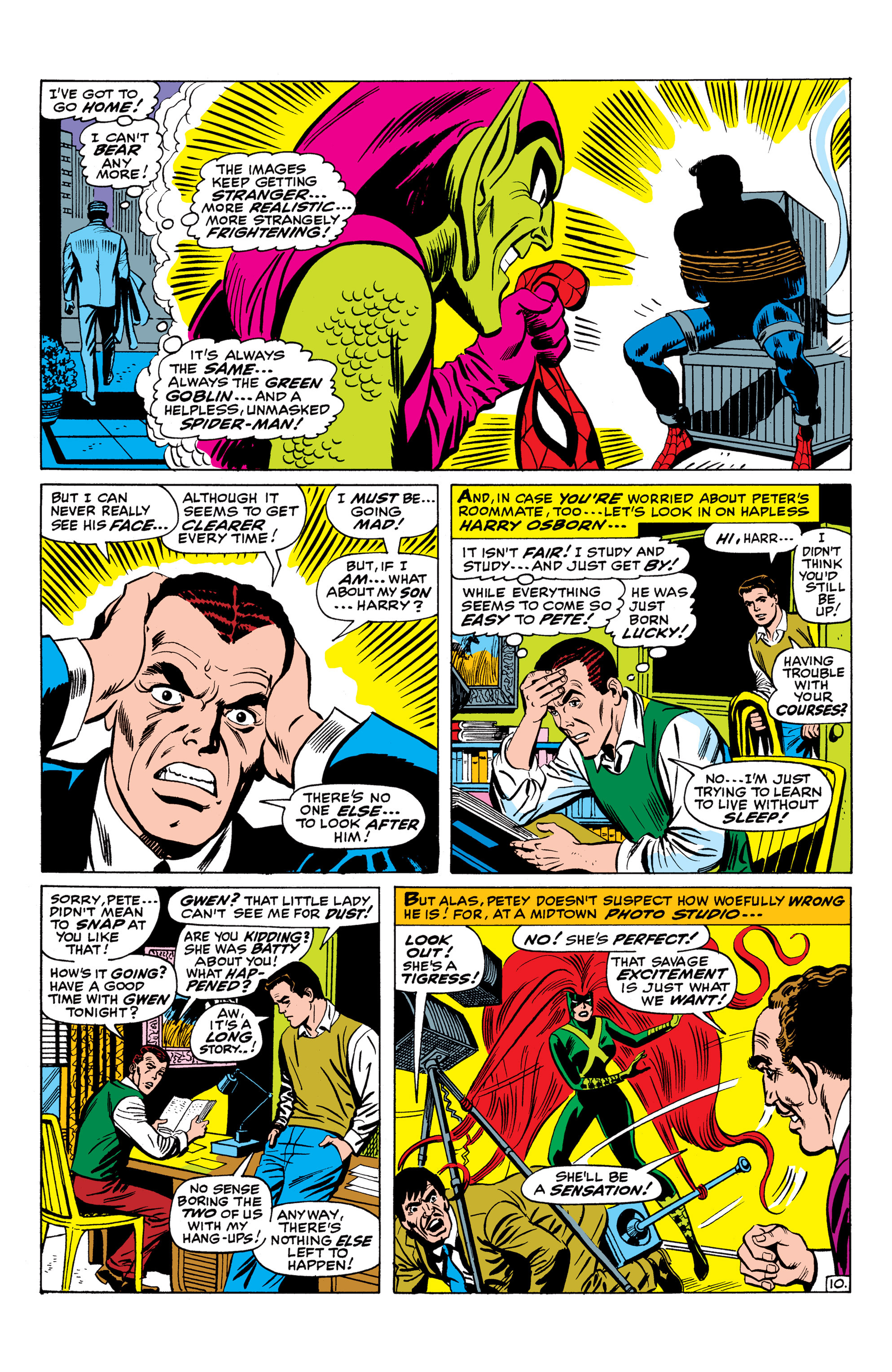 The Amazing Spider-Man (1963) 62 Page 10