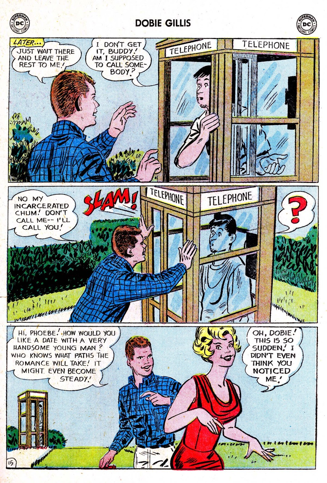 Many Loves of Dobie Gillis issue 21 - Page 19