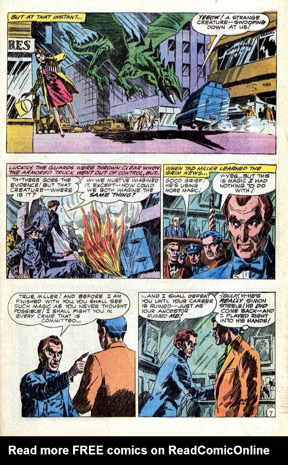 The Witching Hour (1969) issue 17 - Page 26