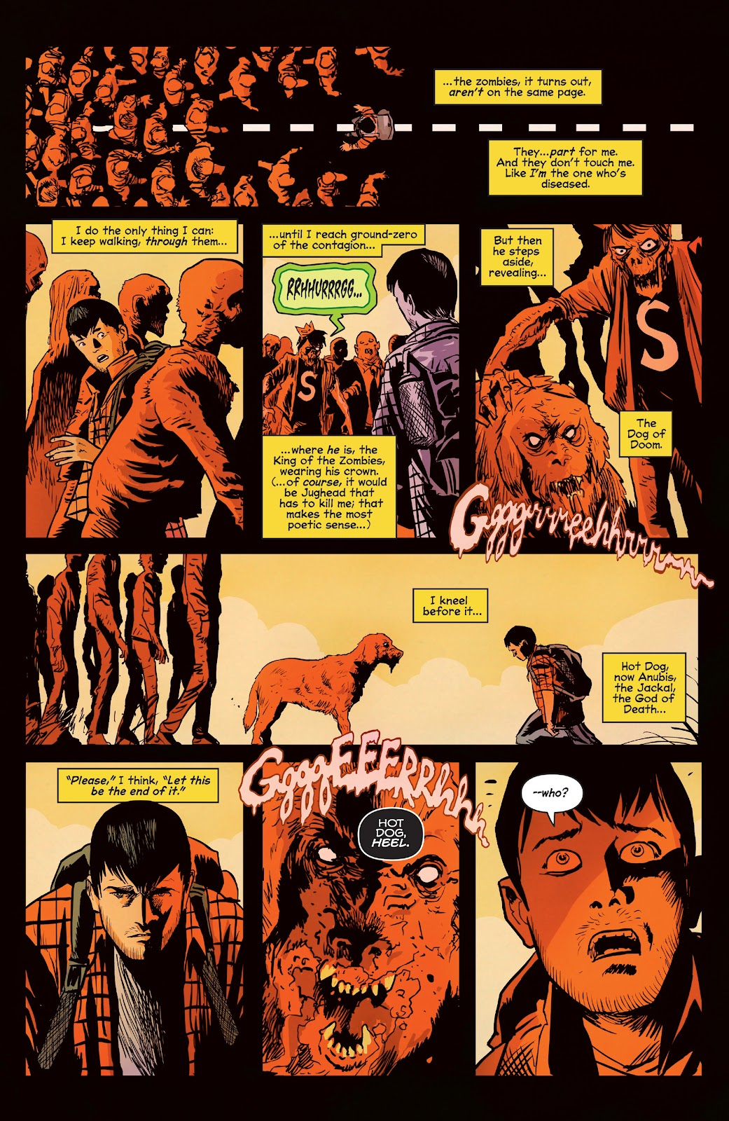 Afterlife with Archie issue 9 - Page 25