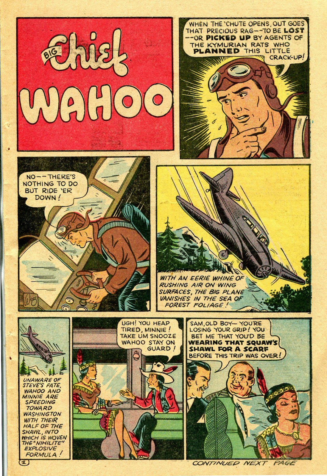 Read online Famous Funnies comic -  Issue #130 - 41