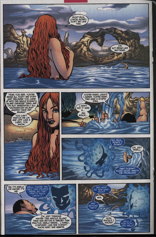 Captain Marvel (1999) Issue #33 #34 - English 11