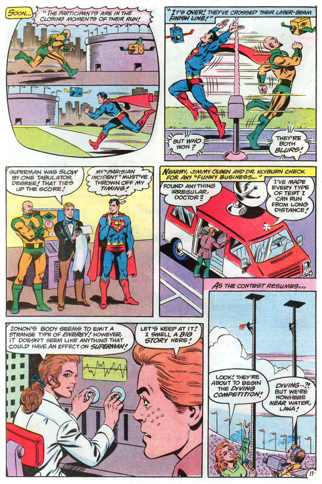 Read online Action Comics (1938) comic -  Issue #574 - 15