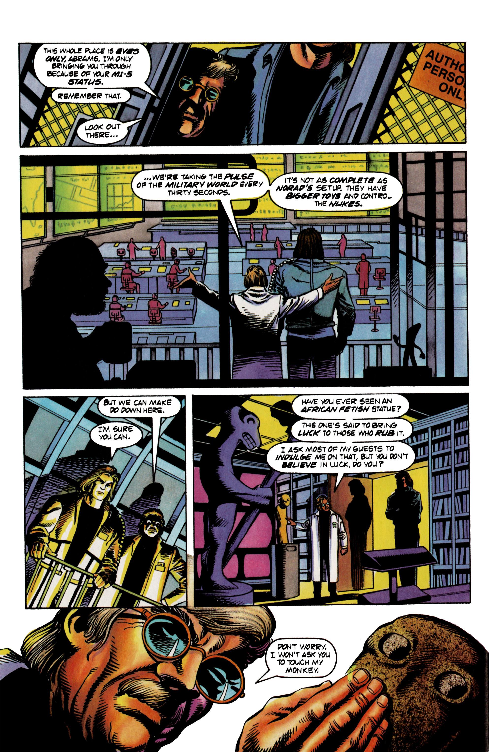 Read online Eternal Warrior (1992) comic -  Issue #21 - 14