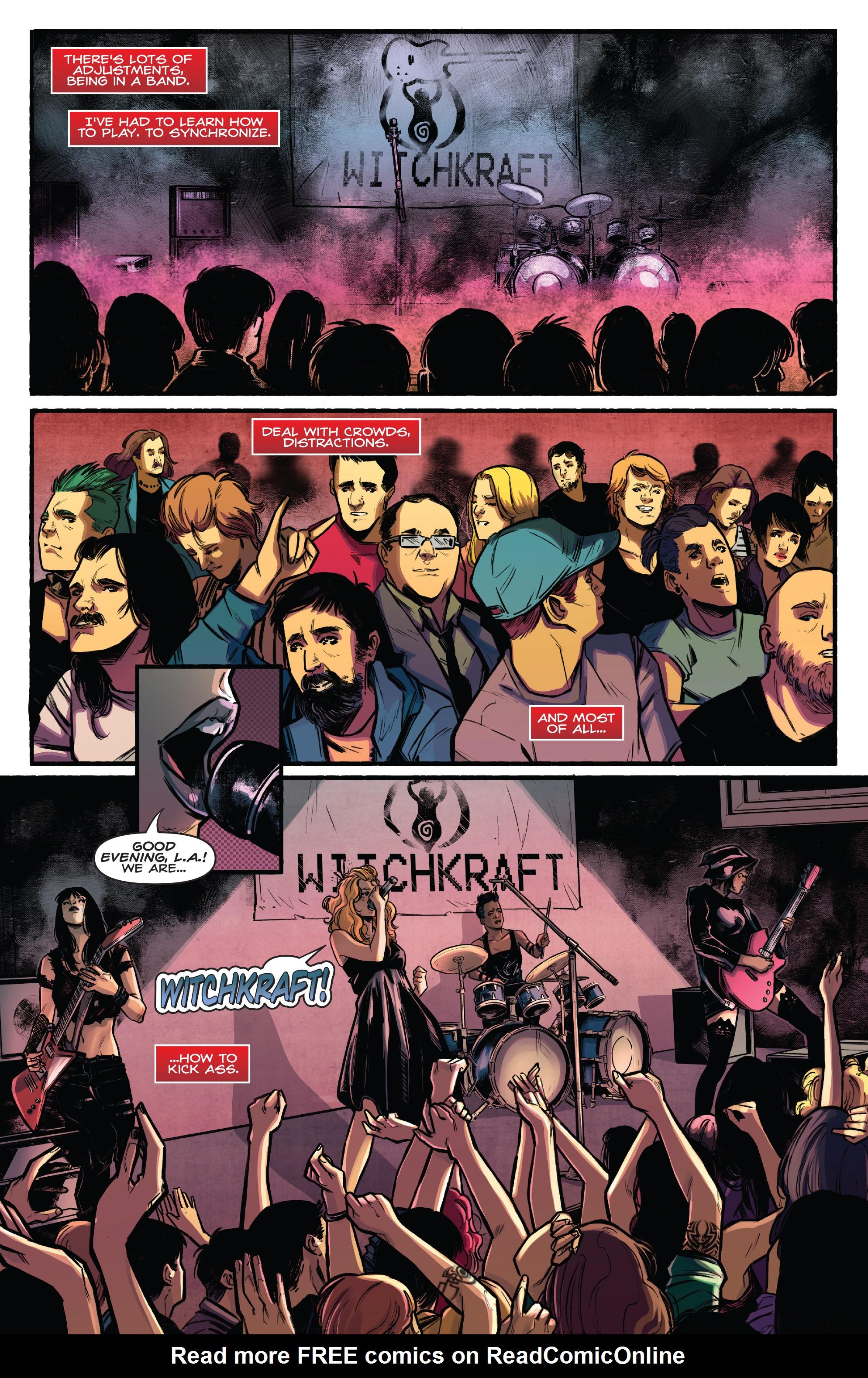 Read online Kiss/Vampirella comic -  Issue #1 - 11