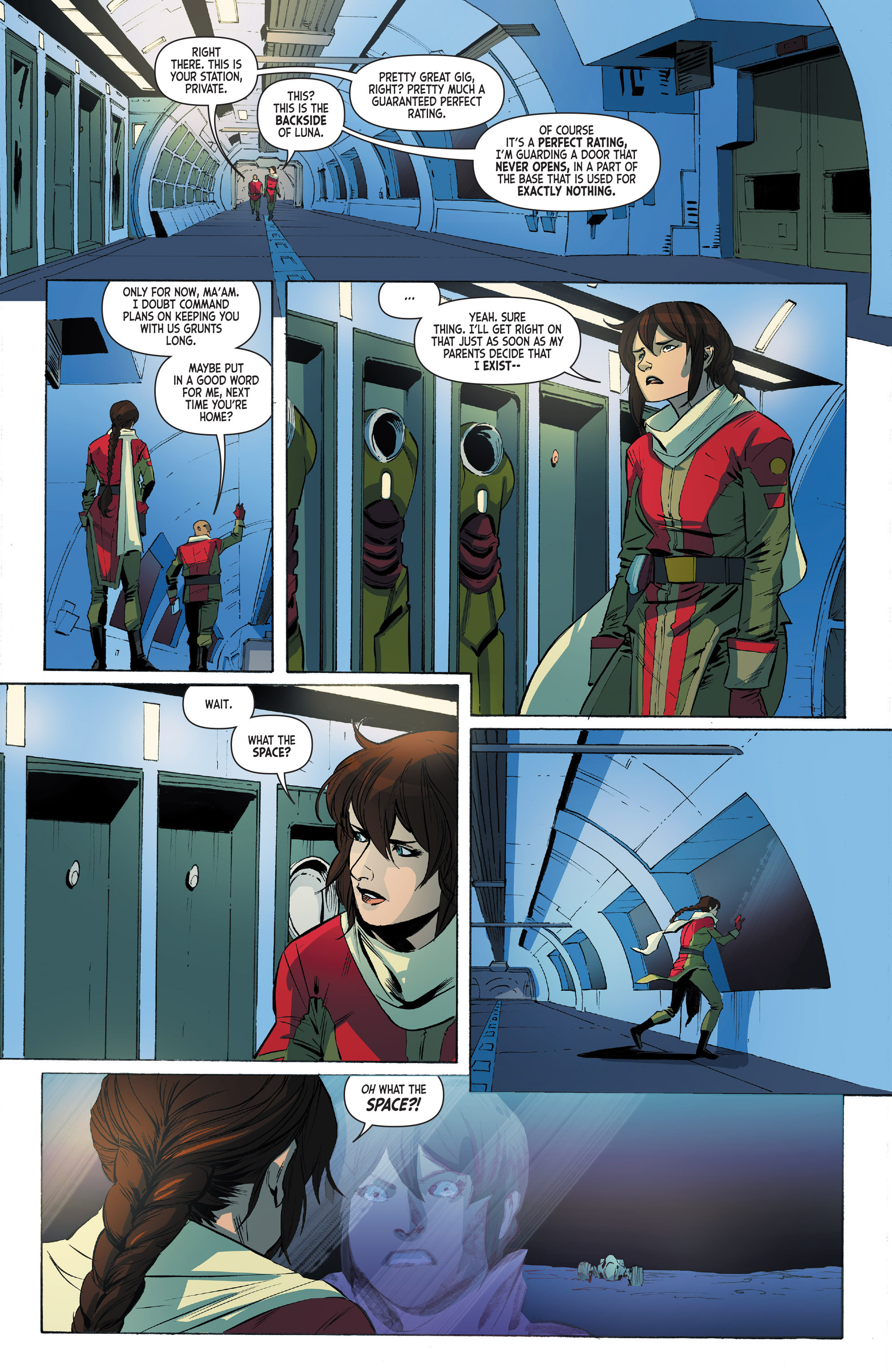 Read online Klaus comic -  Issue #4 - 31