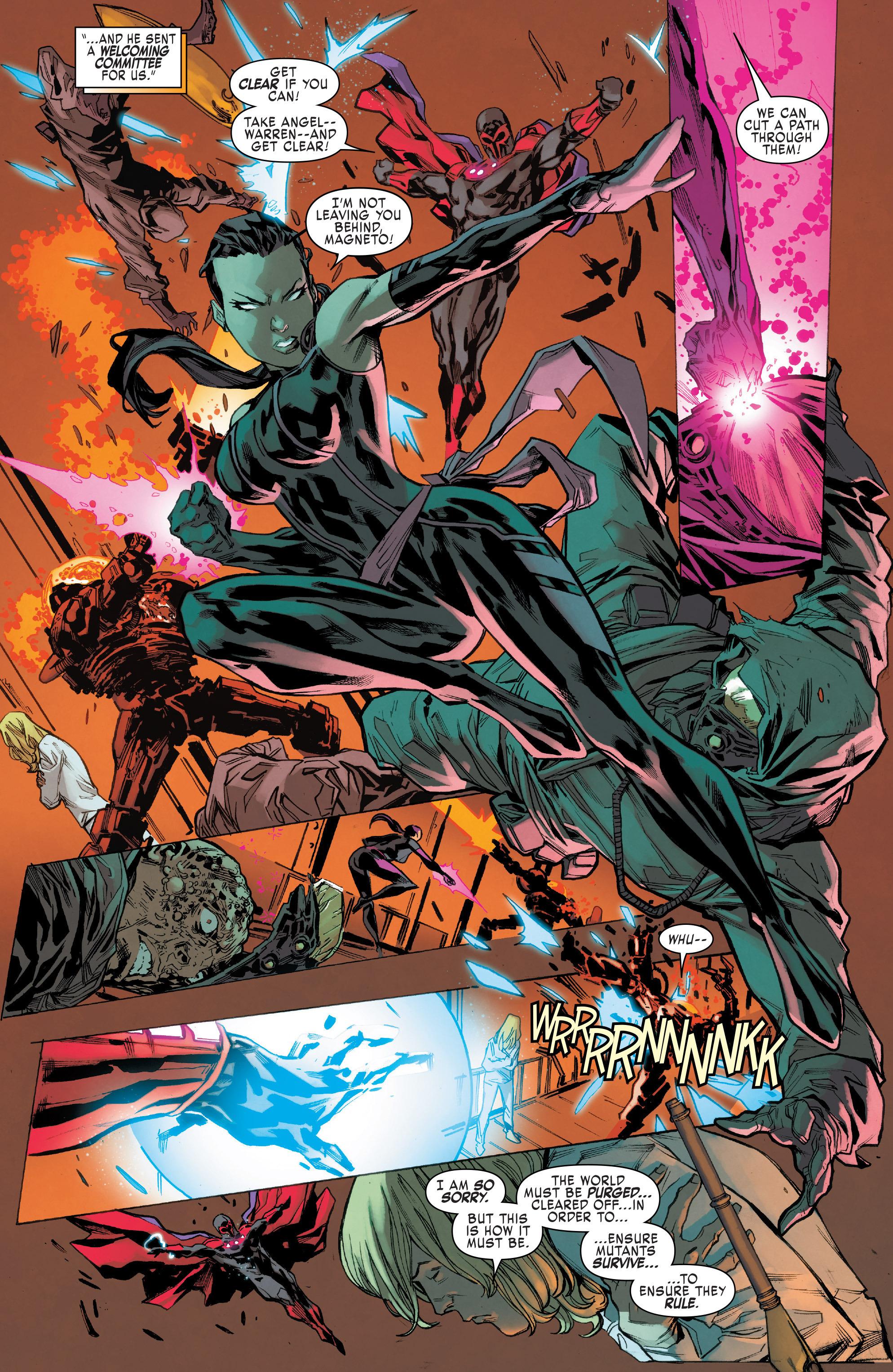Read online Uncanny X-Men (2016) comic -  Issue #7 - 19