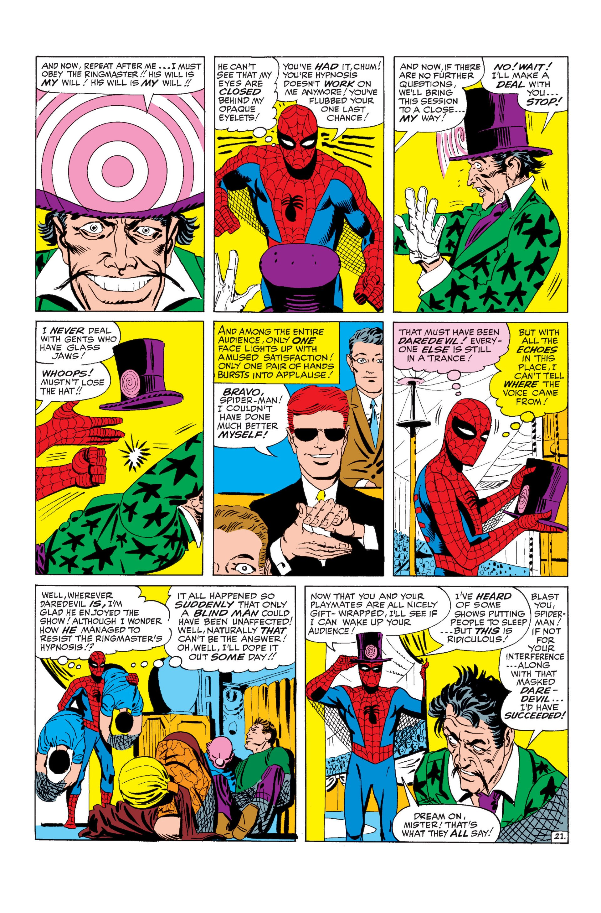 The Amazing Spider-Man (1963) 16 Page 21