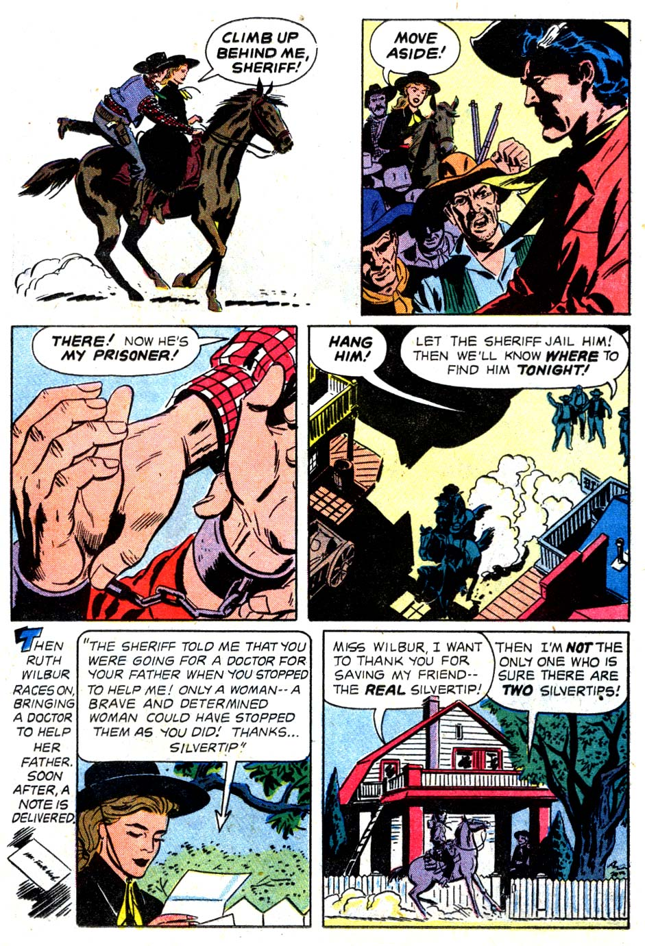 Four Color Comics issue 835 - Page 23