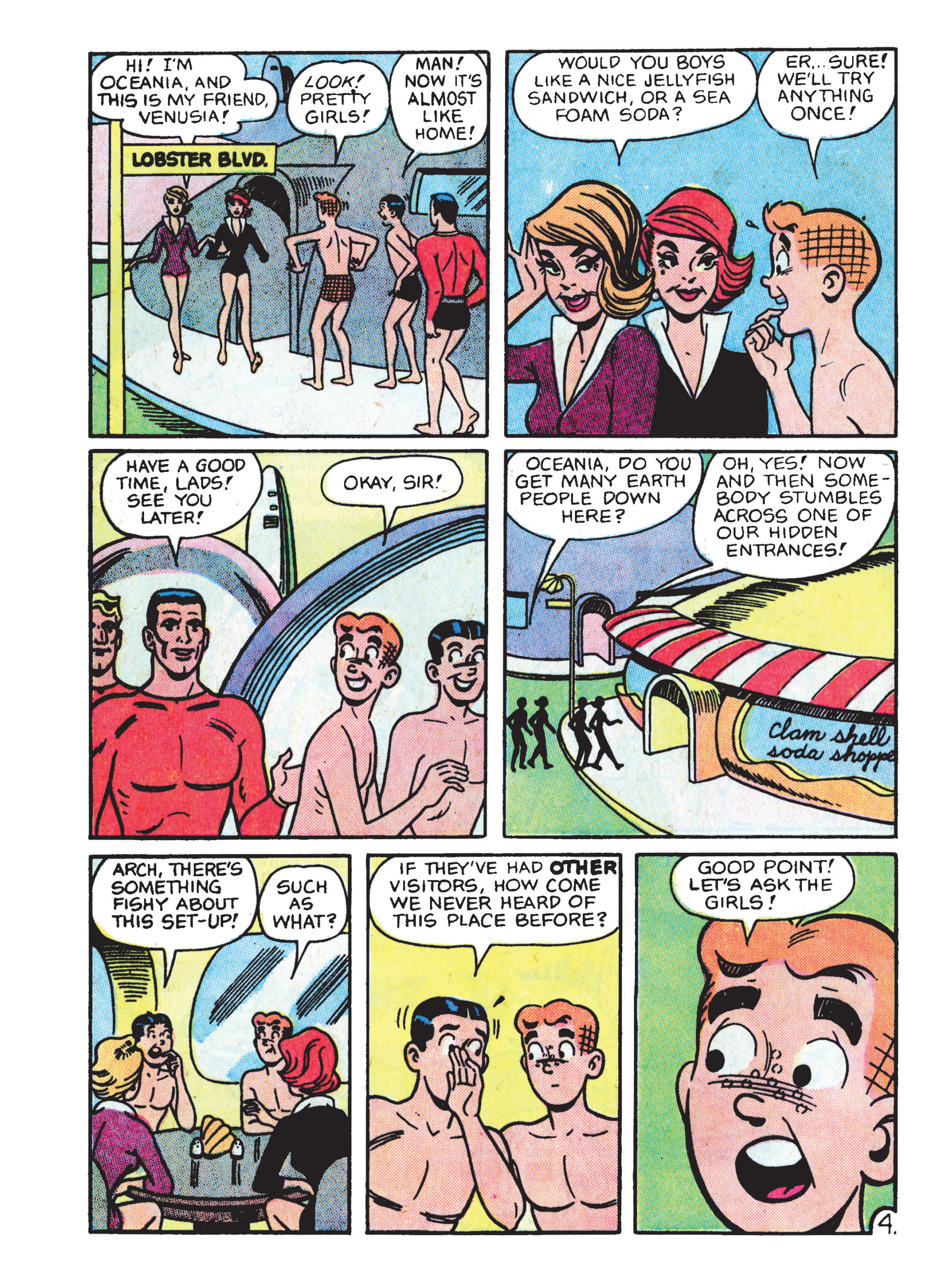Read online Archie 1000 Page Comics Blowout! comic -  Issue # TPB (Part 2) - 26