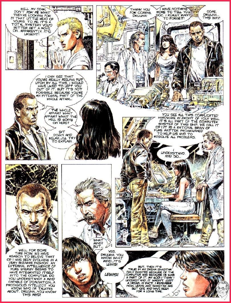 Druuna Issue 7 | Read Druuna Issue 7 comic online in high