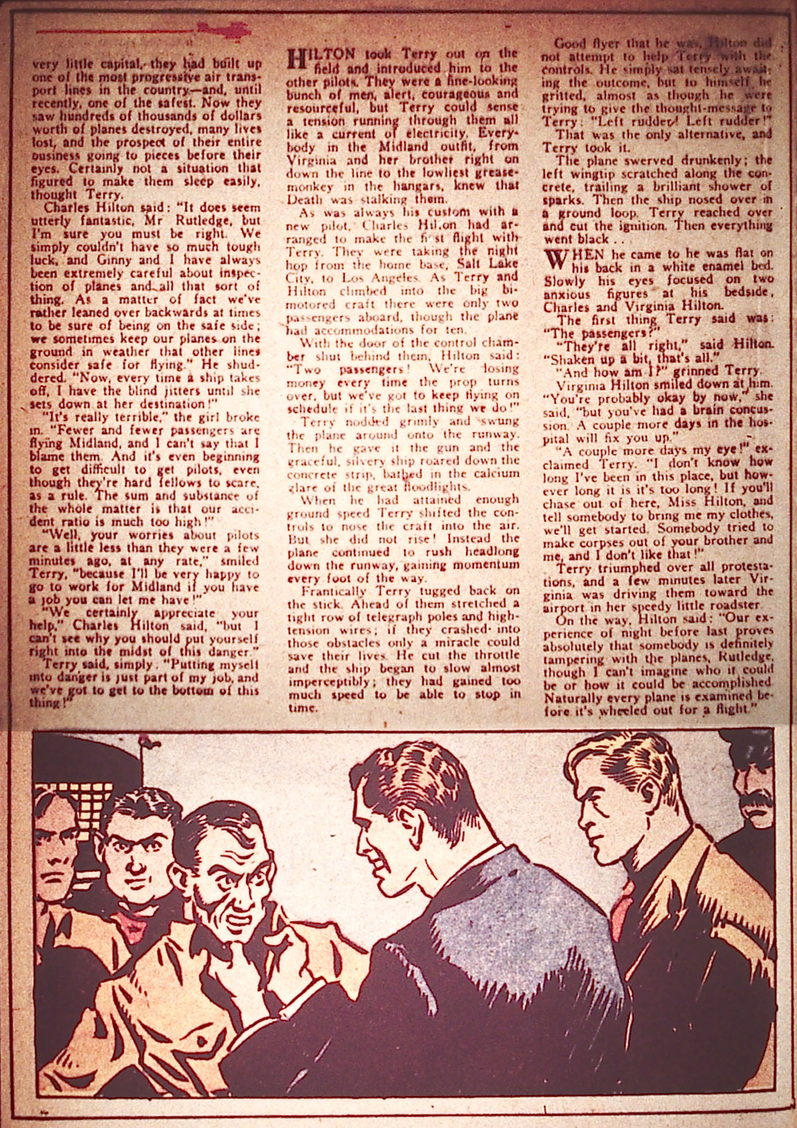 Read online Detective Comics (1937) comic -  Issue #5 - 36