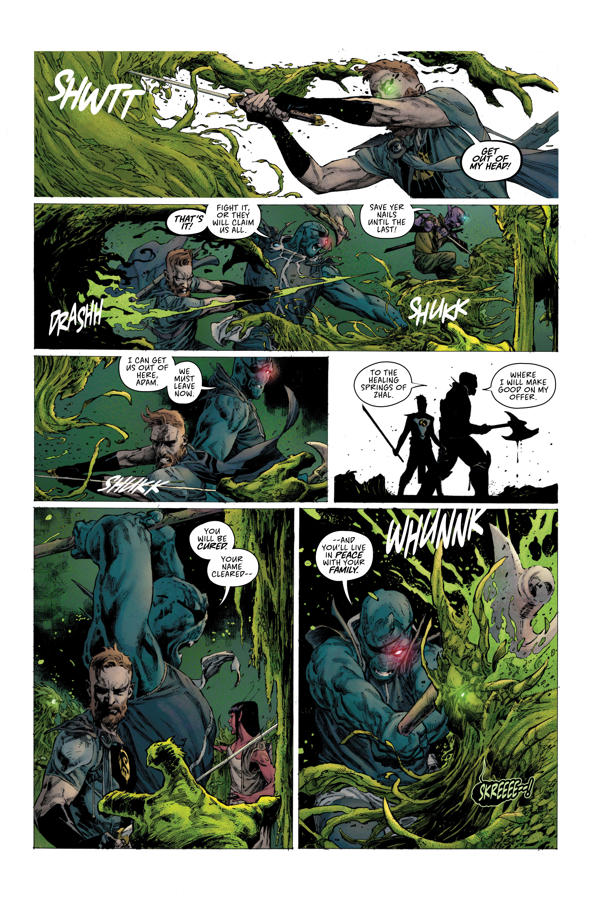 Read online Seven To Eternity comic -  Issue #6 - 14