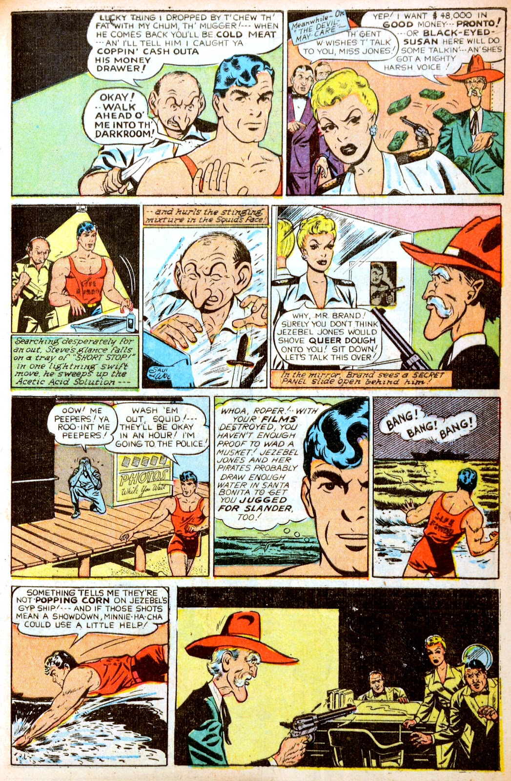 Read online Famous Funnies comic -  Issue #195 - 13