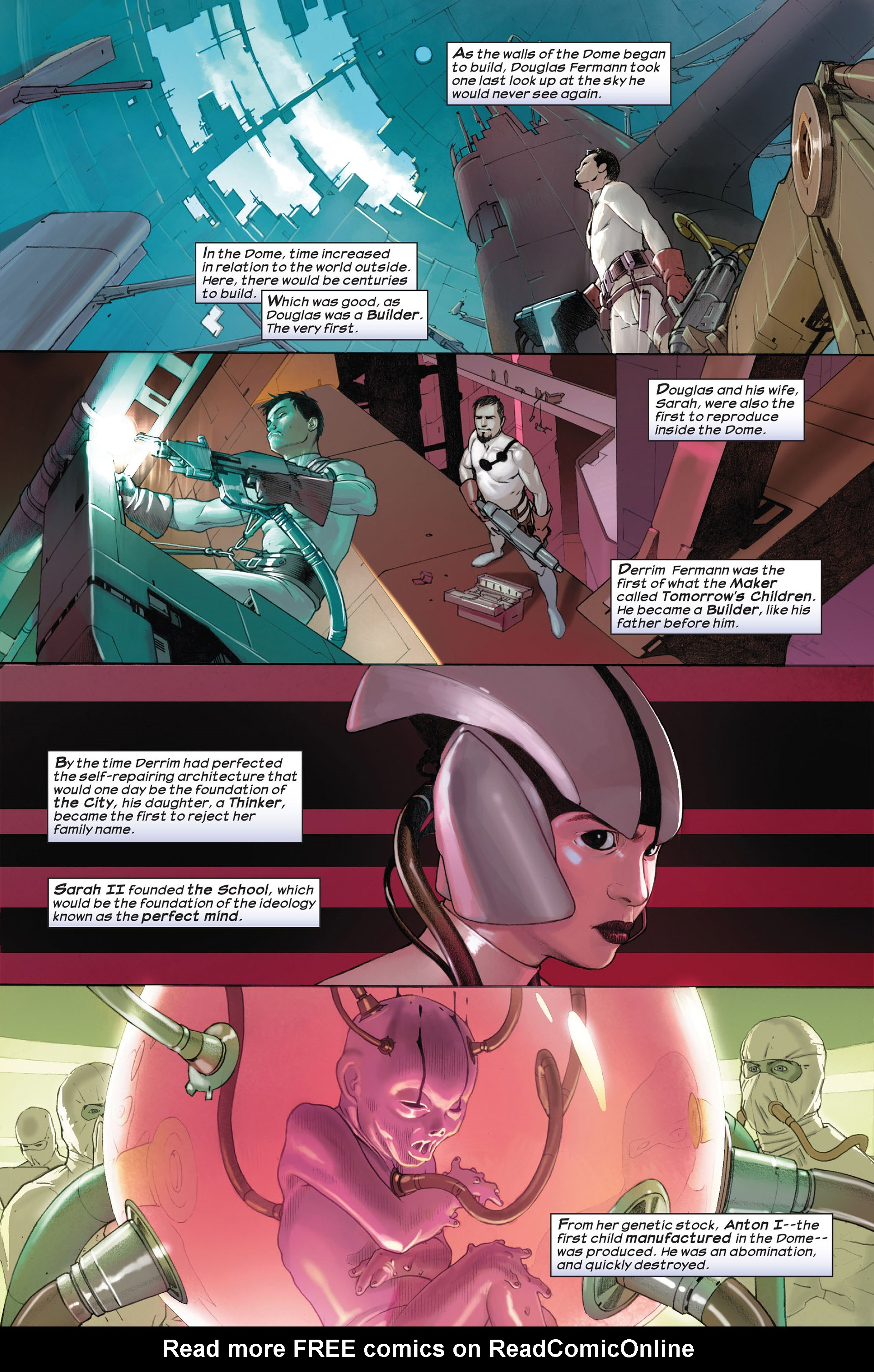 Read online Ultimate Comics Ultimates comic -  Issue #2 - 3