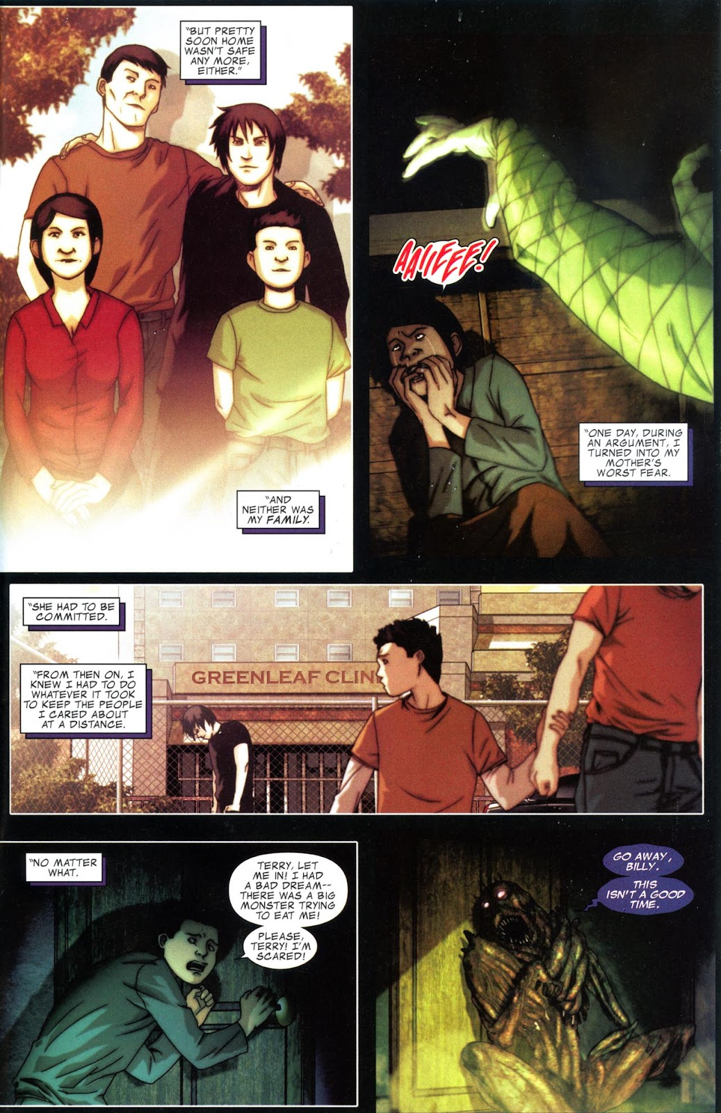 Read online Avengers: The Initiative comic -  Issue # _Special 1 - 44