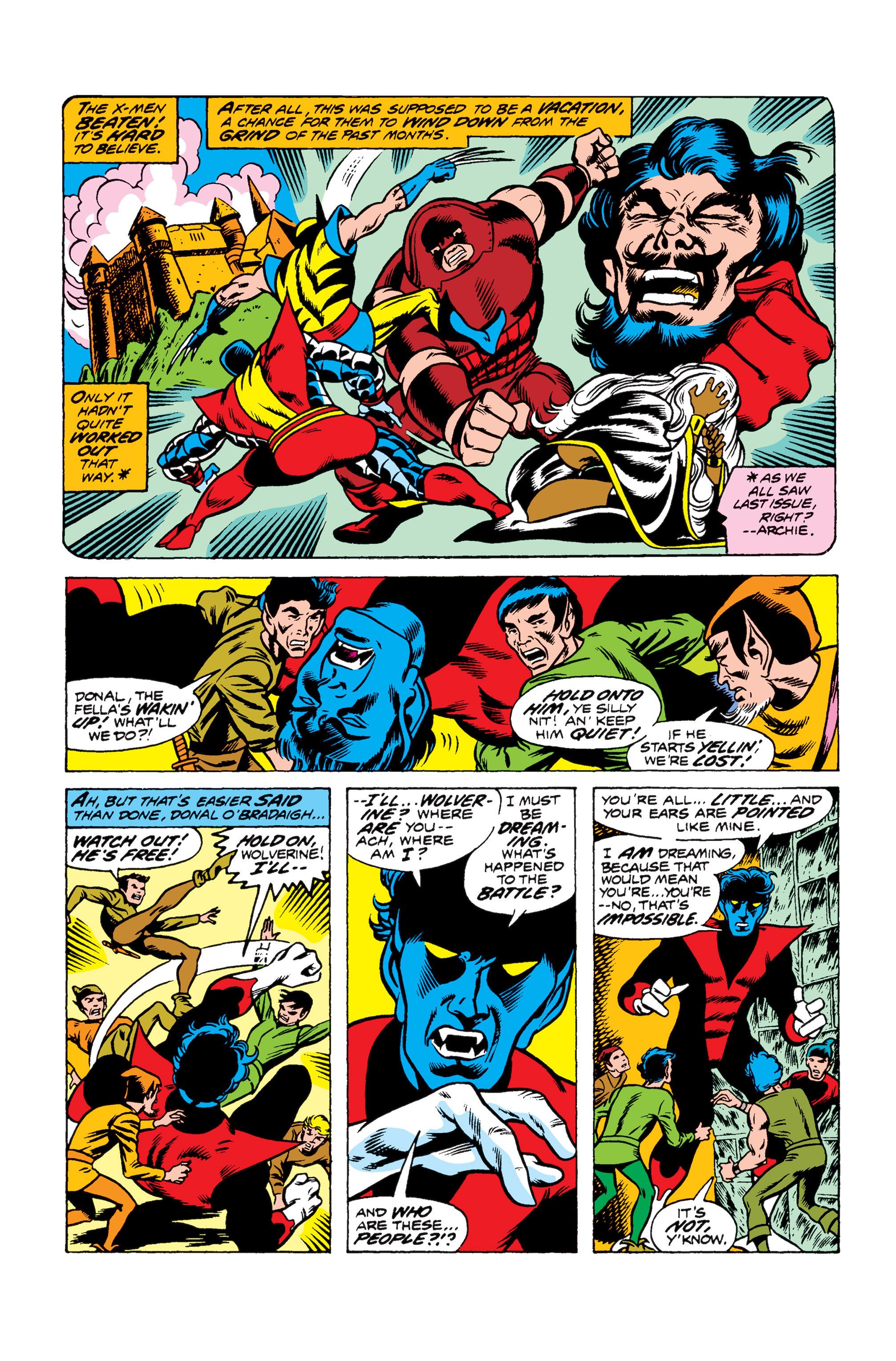 Uncanny X-Men (1963) 103 Page 2