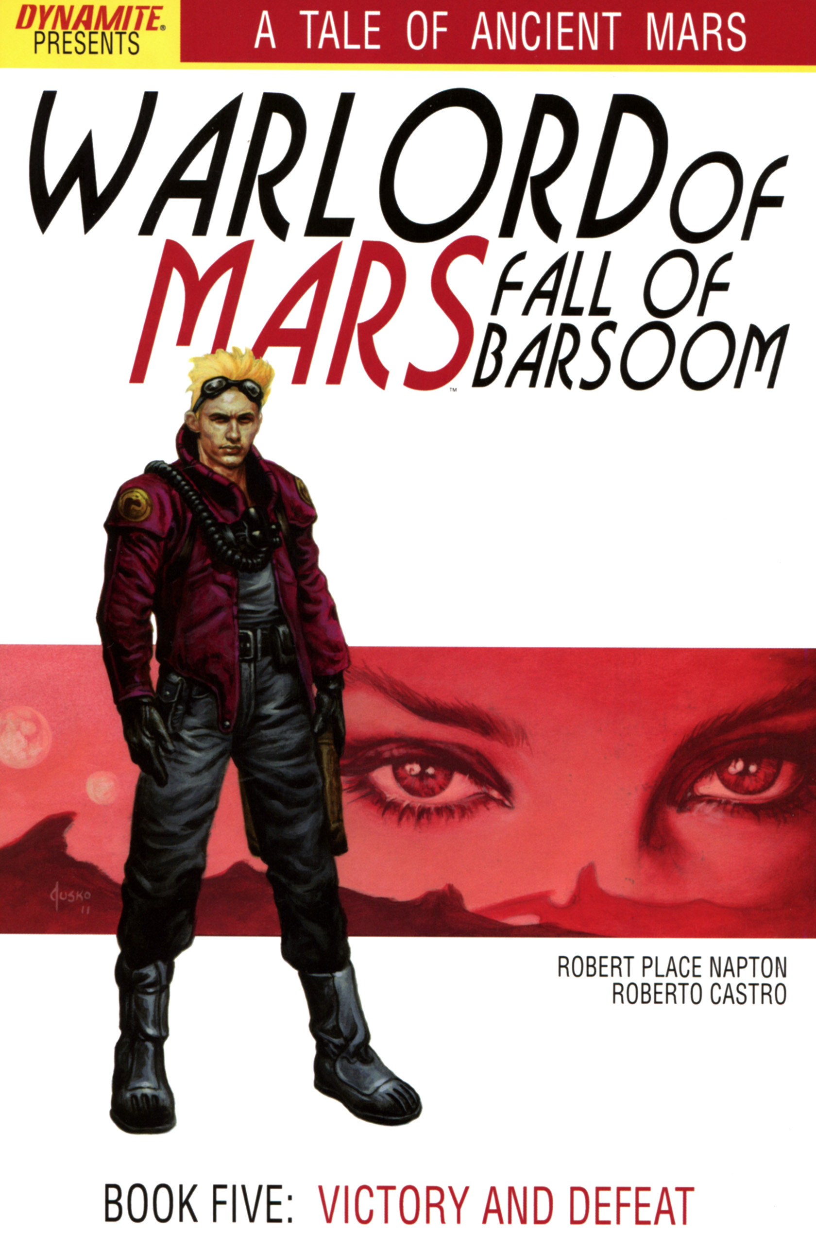 Warlord of Mars: Fall of Barsoom 5 Page 1
