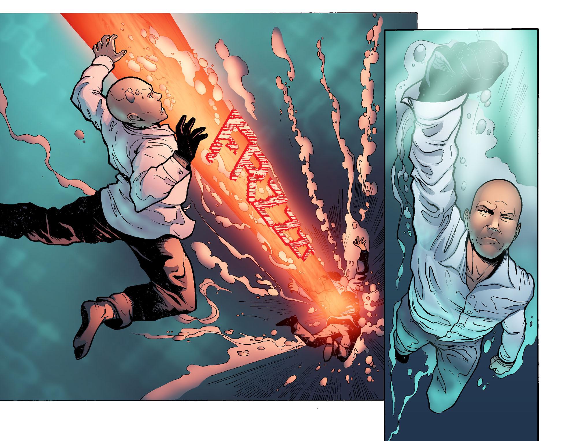 Read online Smallville: Alien comic -  Issue #10 - 6