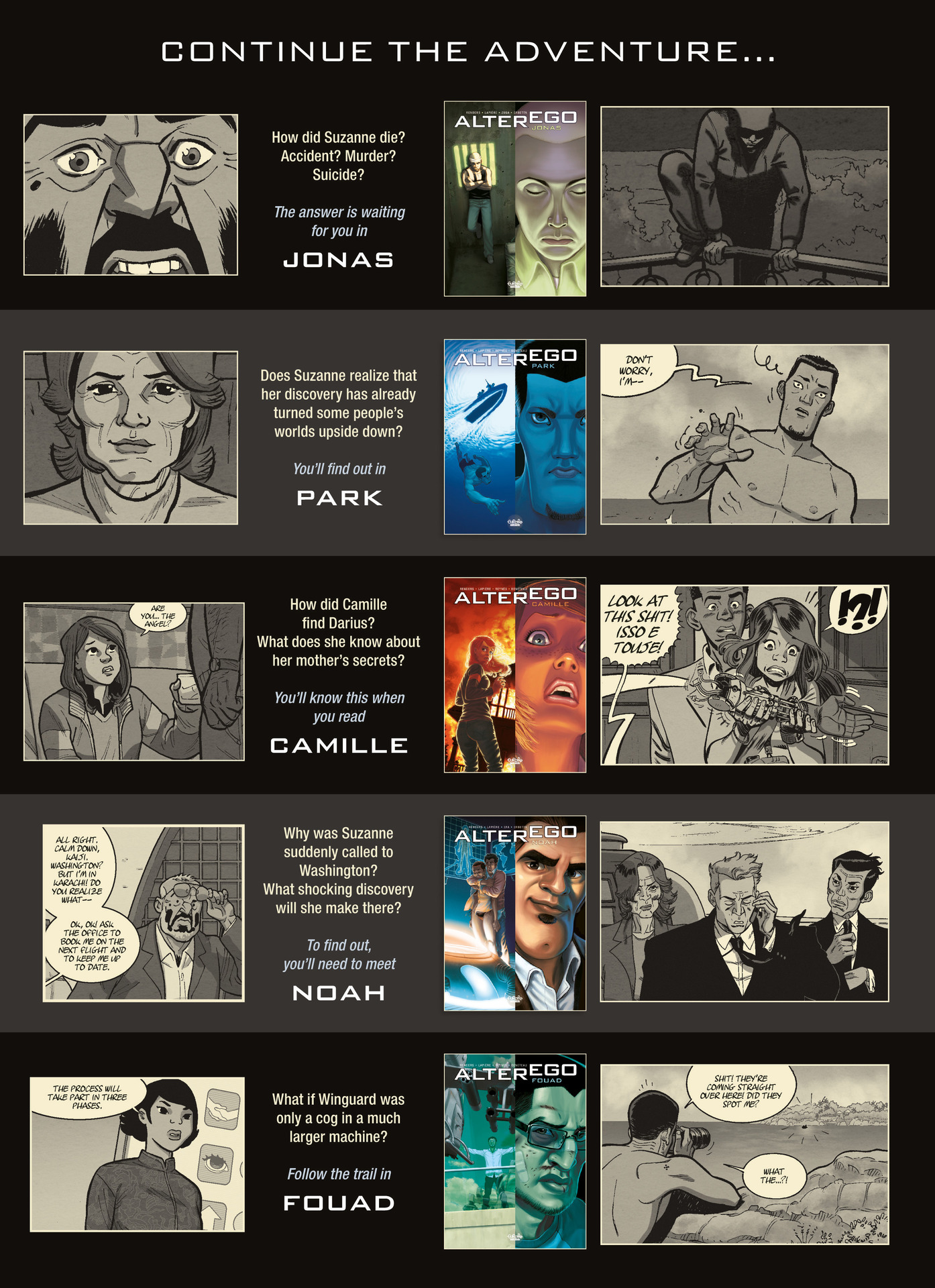Read online Alter Ego comic -  Issue #6 - 65