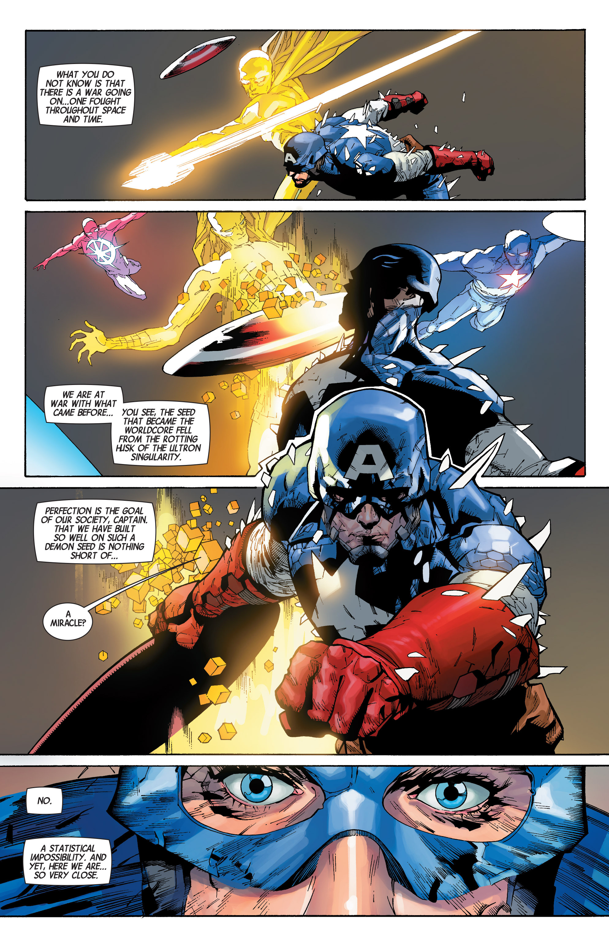 Read online Avengers (2013) comic -  Issue #33 - 15