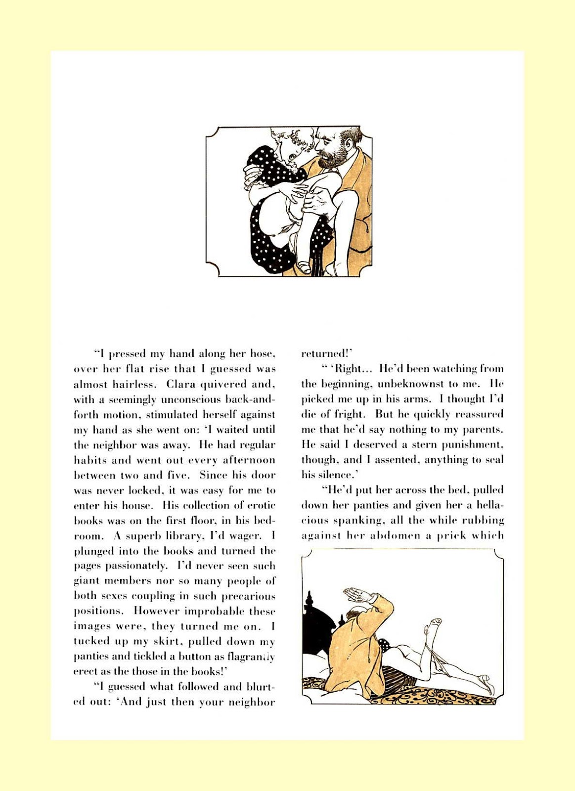 Read online The Art of Spanking comic -  Issue # TPB - 64