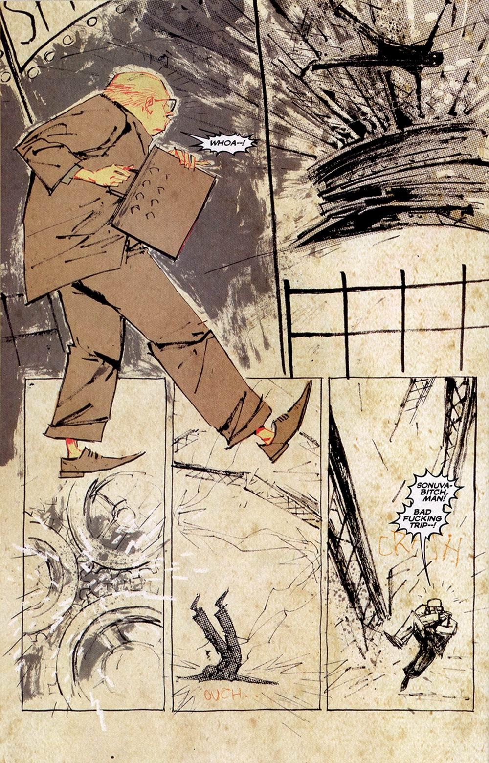 Read online Automatic Kafka comic -  Issue #2 - 21