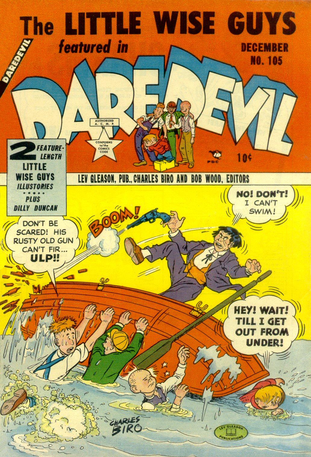 Daredevil (1941) 105 Page 1