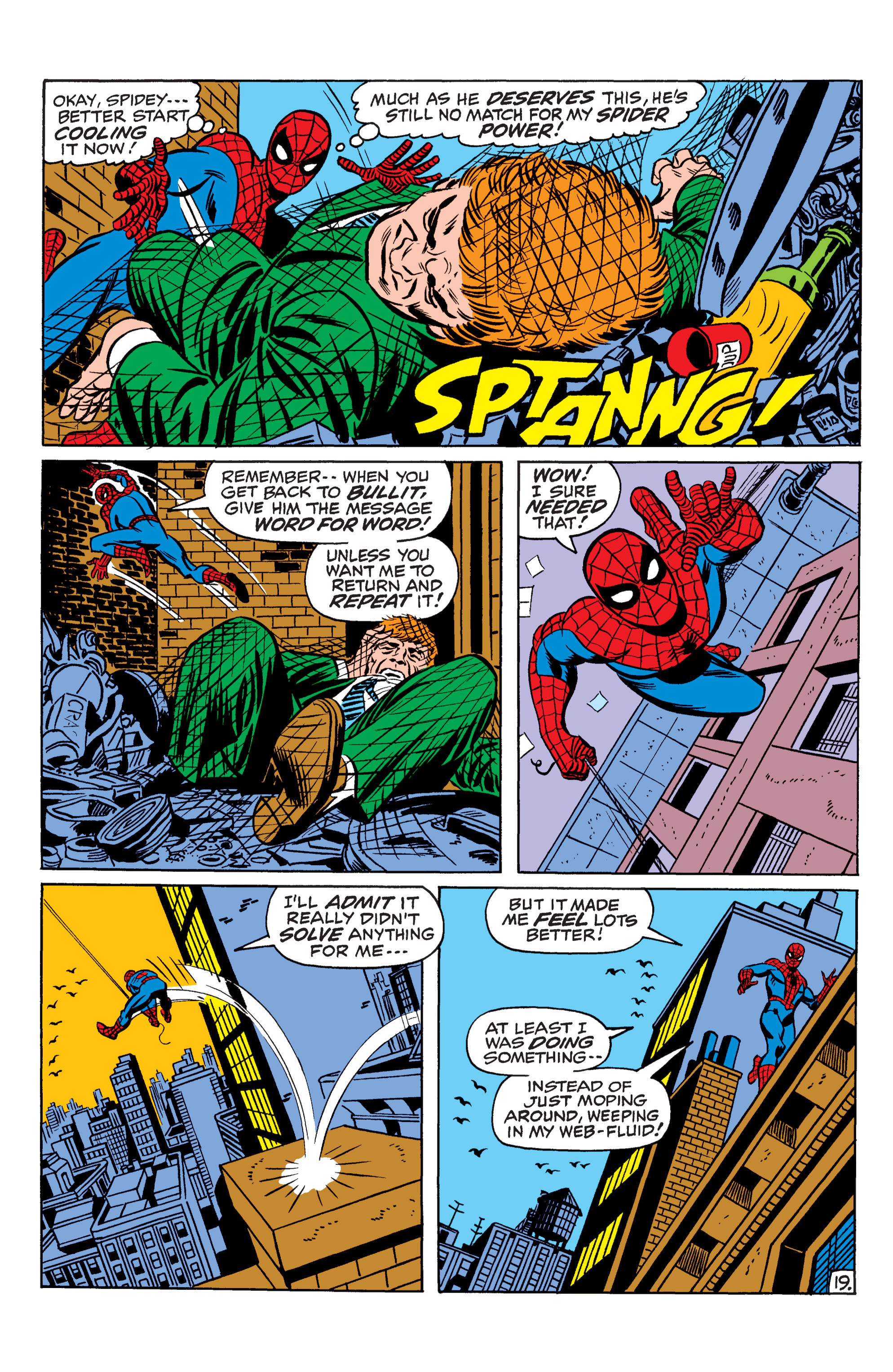 The Amazing Spider-Man (1963) 91 Page 18