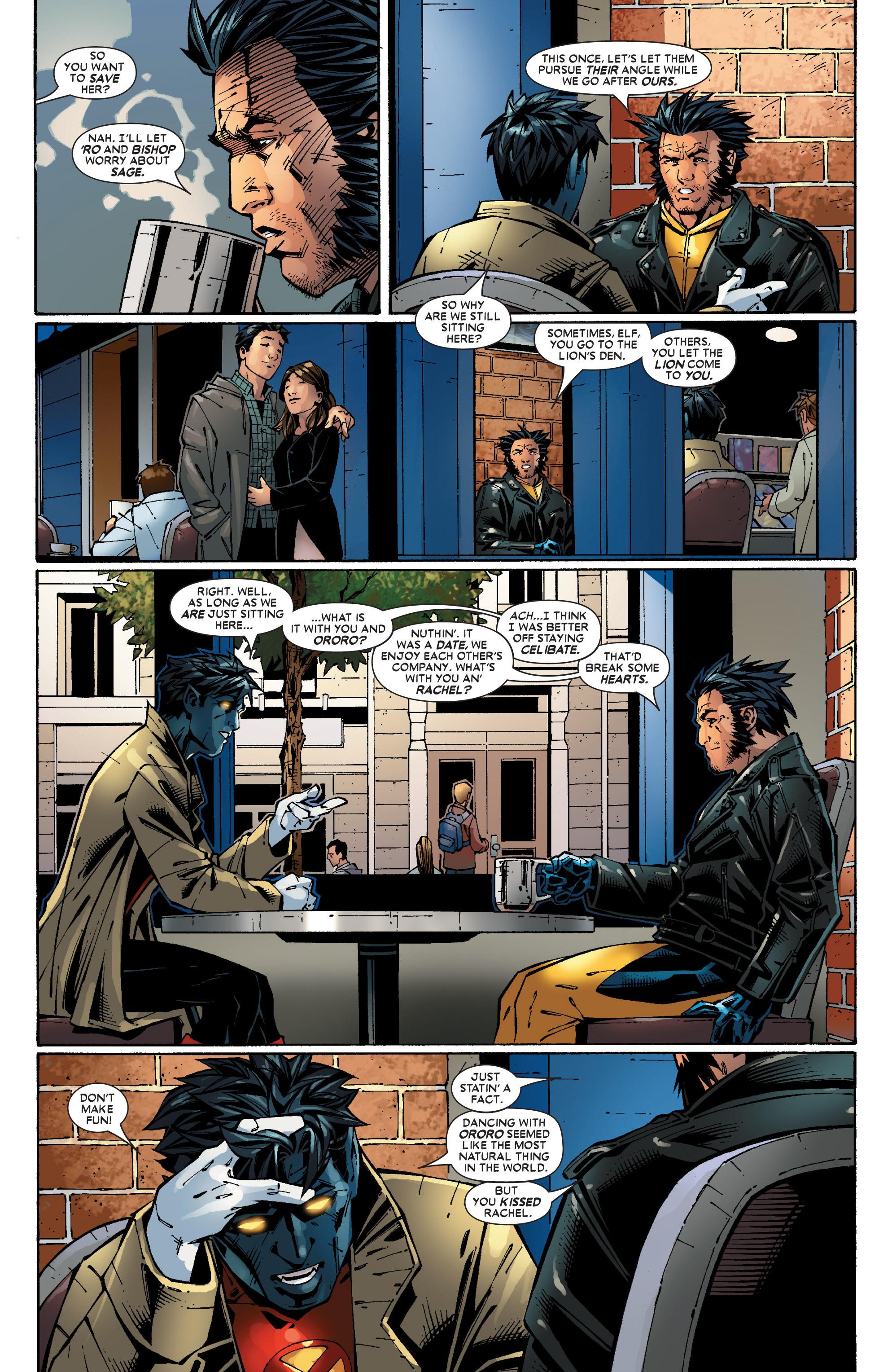 Read online Uncanny X-Men (1963) comic -  Issue #453 - 15