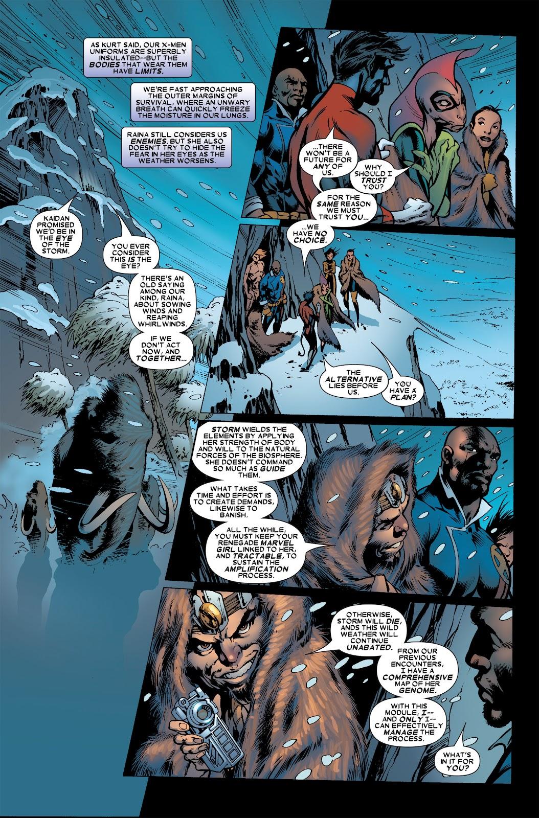 Uncanny X-Men (1963) issue 459 - Page 11