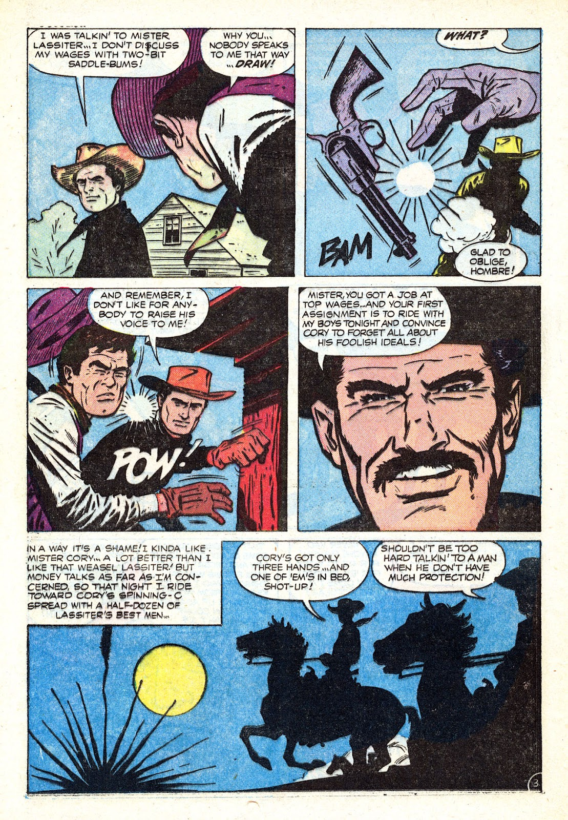 Gunsmoke Western issue 34 - Page 12