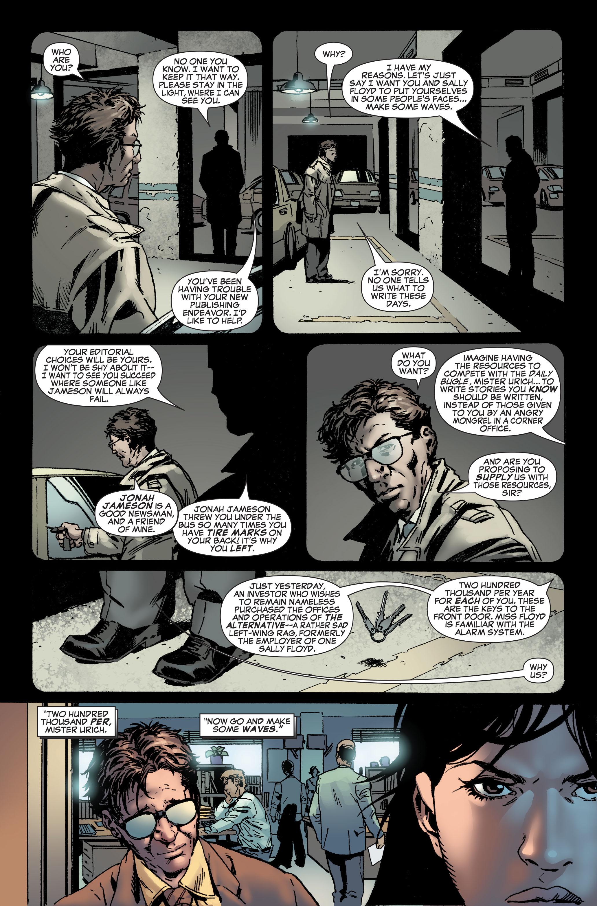 Read online World War Hulk: Front Line comic -  Issue #1 - 5