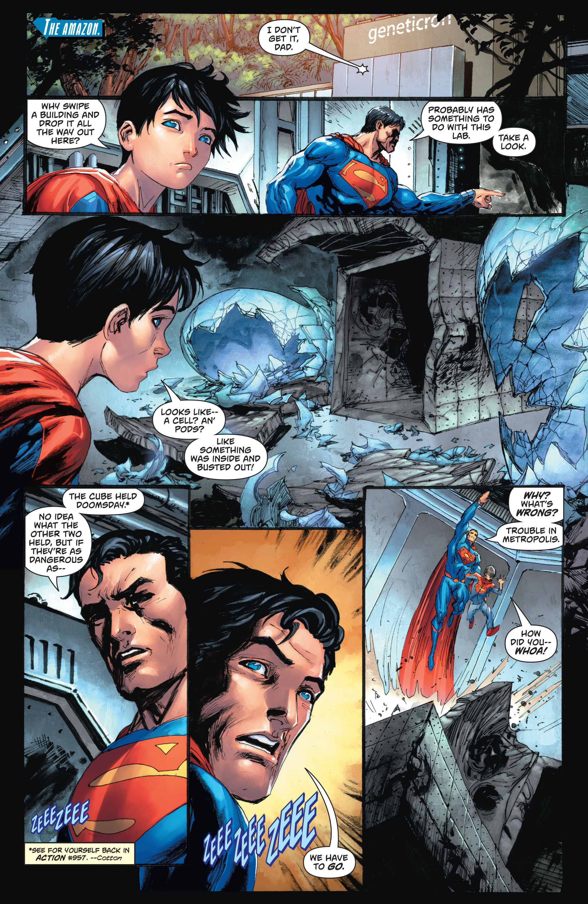 Read online Action Comics (2016) comic -  Issue #967 - 18