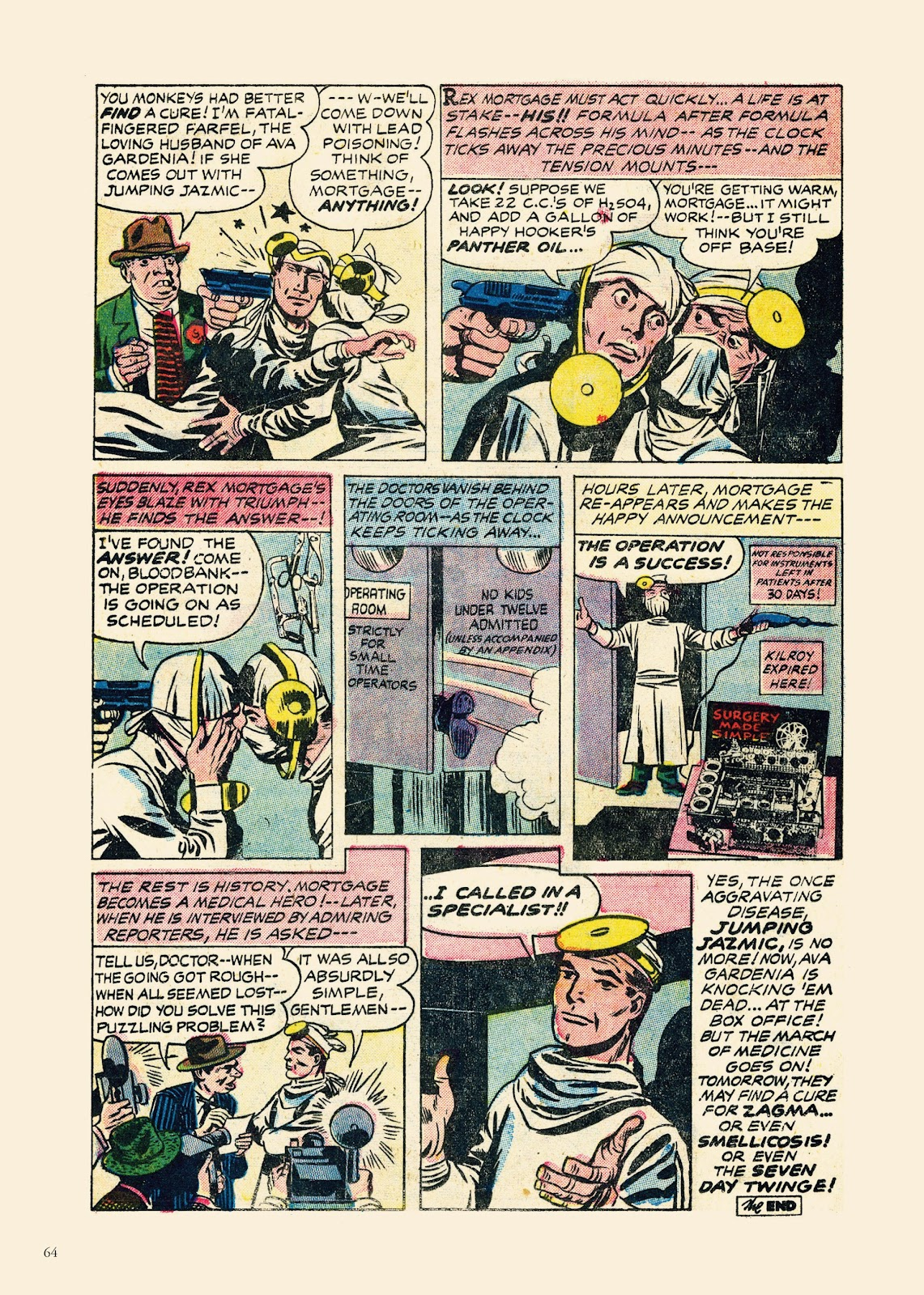 Read online Sincerest Form of Parody: The Best 1950s MAD-Inspired Satirical Comics comic -  Issue # TPB (Part 1) - 65
