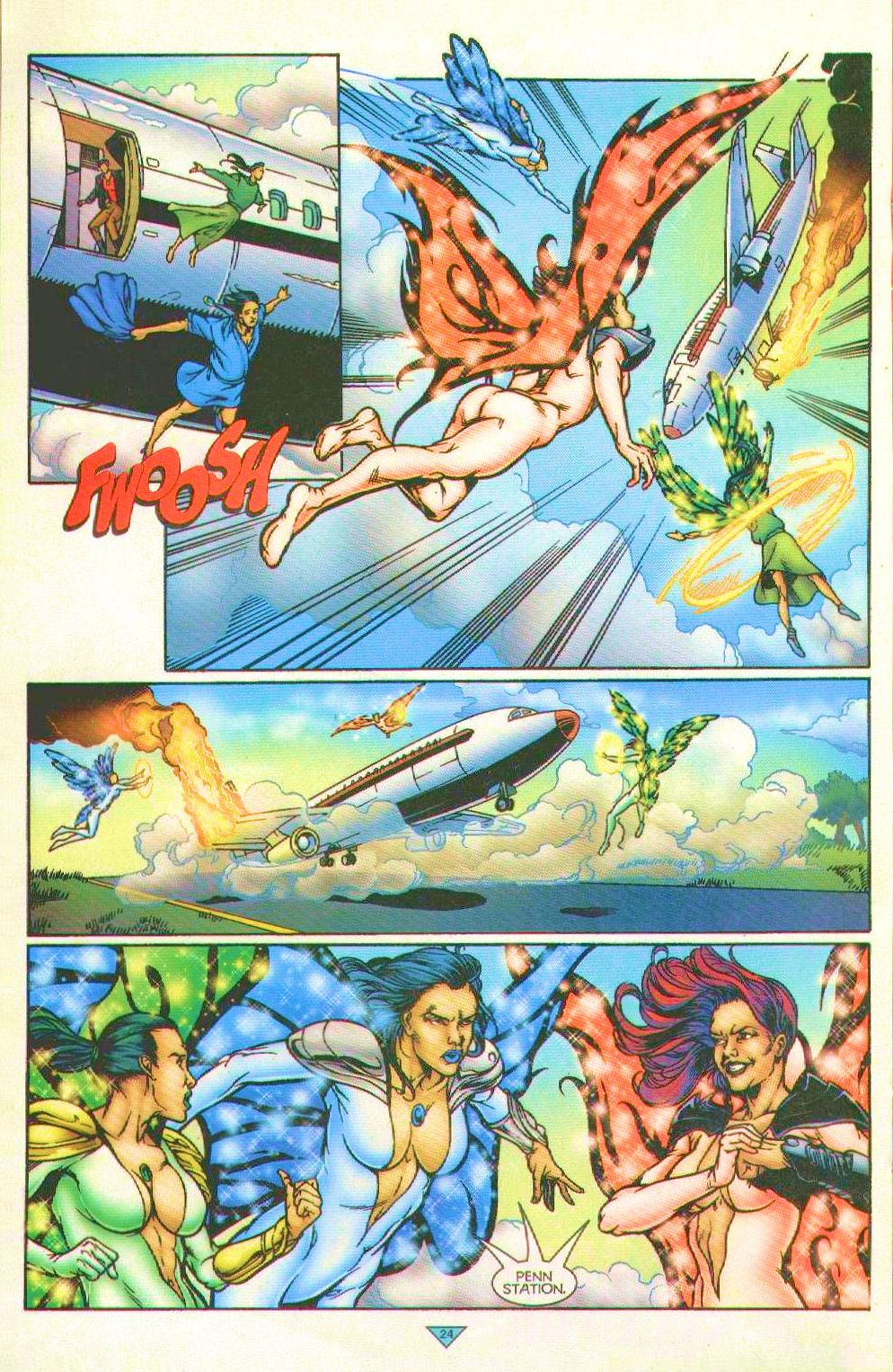 Read online Trinity Angels comic -  Issue #10 - 20