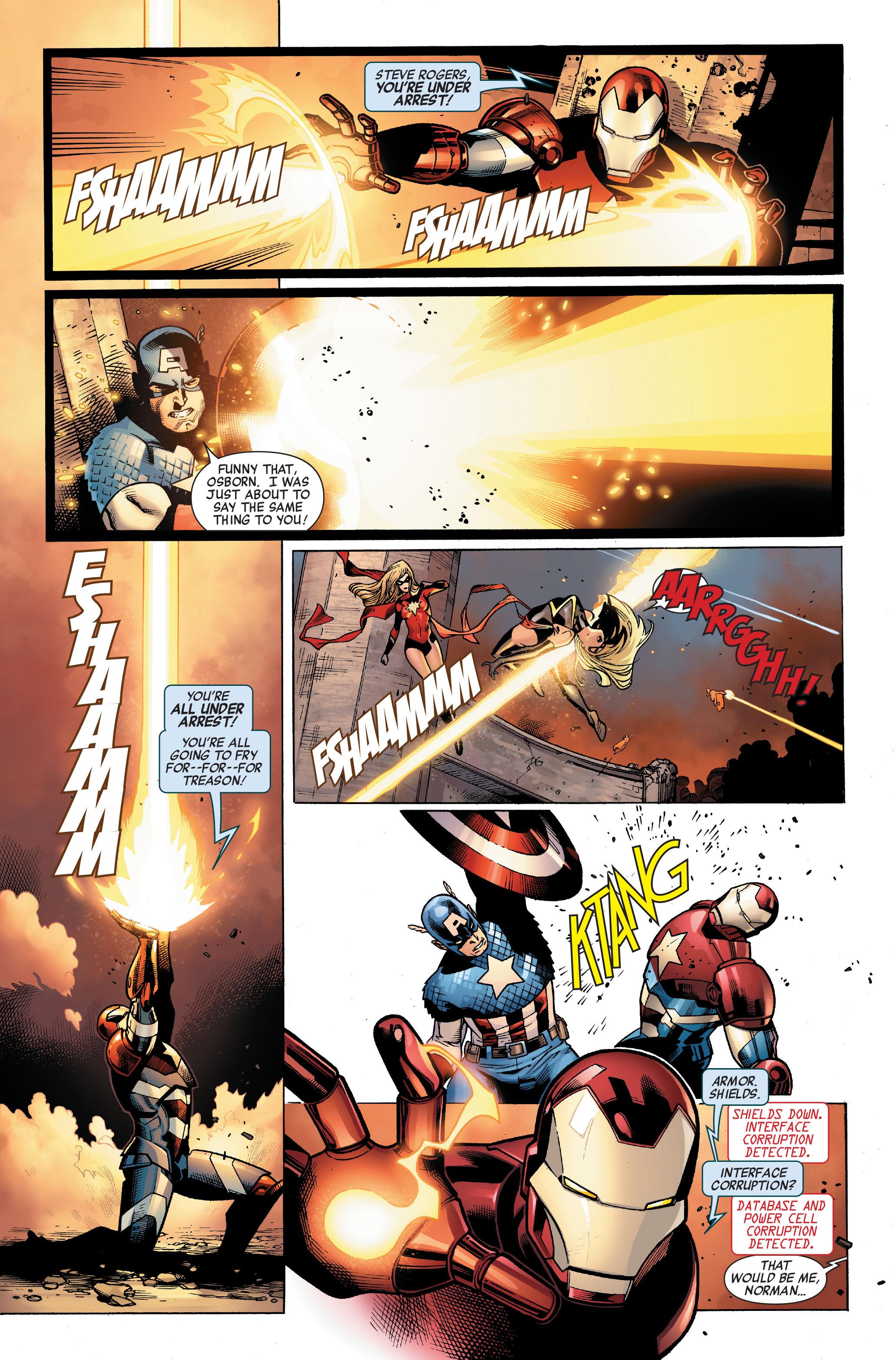Read online Siege (2010) comic -  Issue #3 - 15