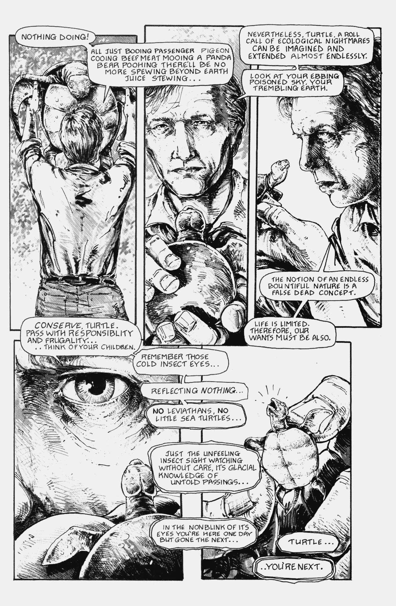 Read online Shell Shock comic -  Issue # Full - 103