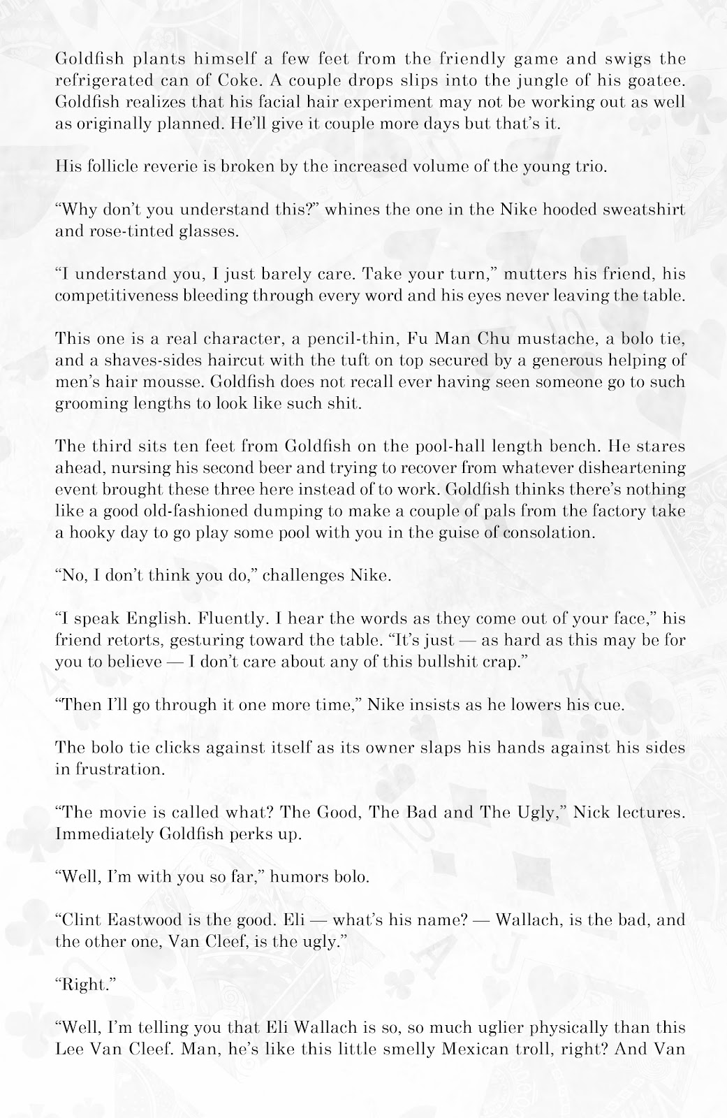 Read online Goldfish comic -  Issue # TPB (Part 3) - 34