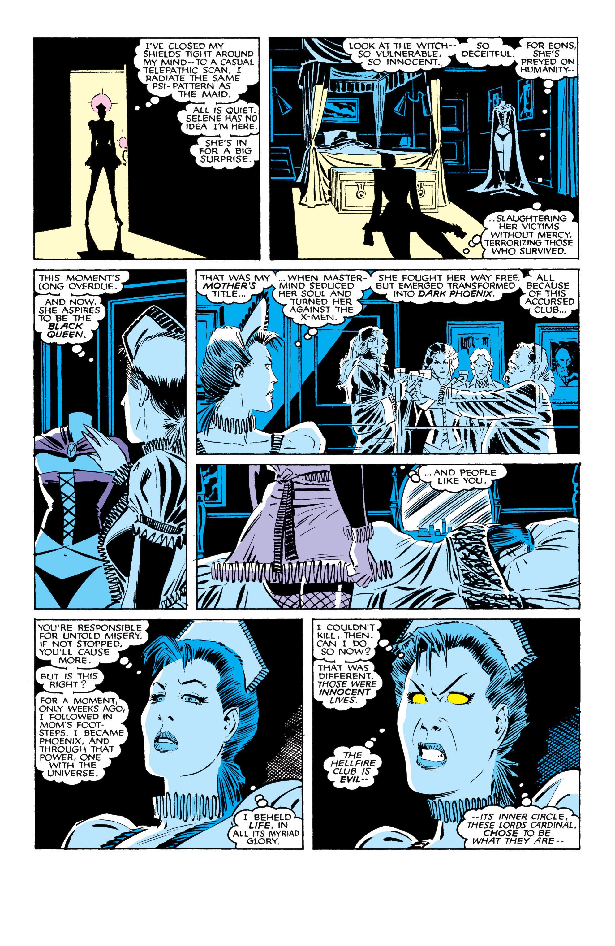 Read online Uncanny X-Men (1963) comic -  Issue #207 - 20