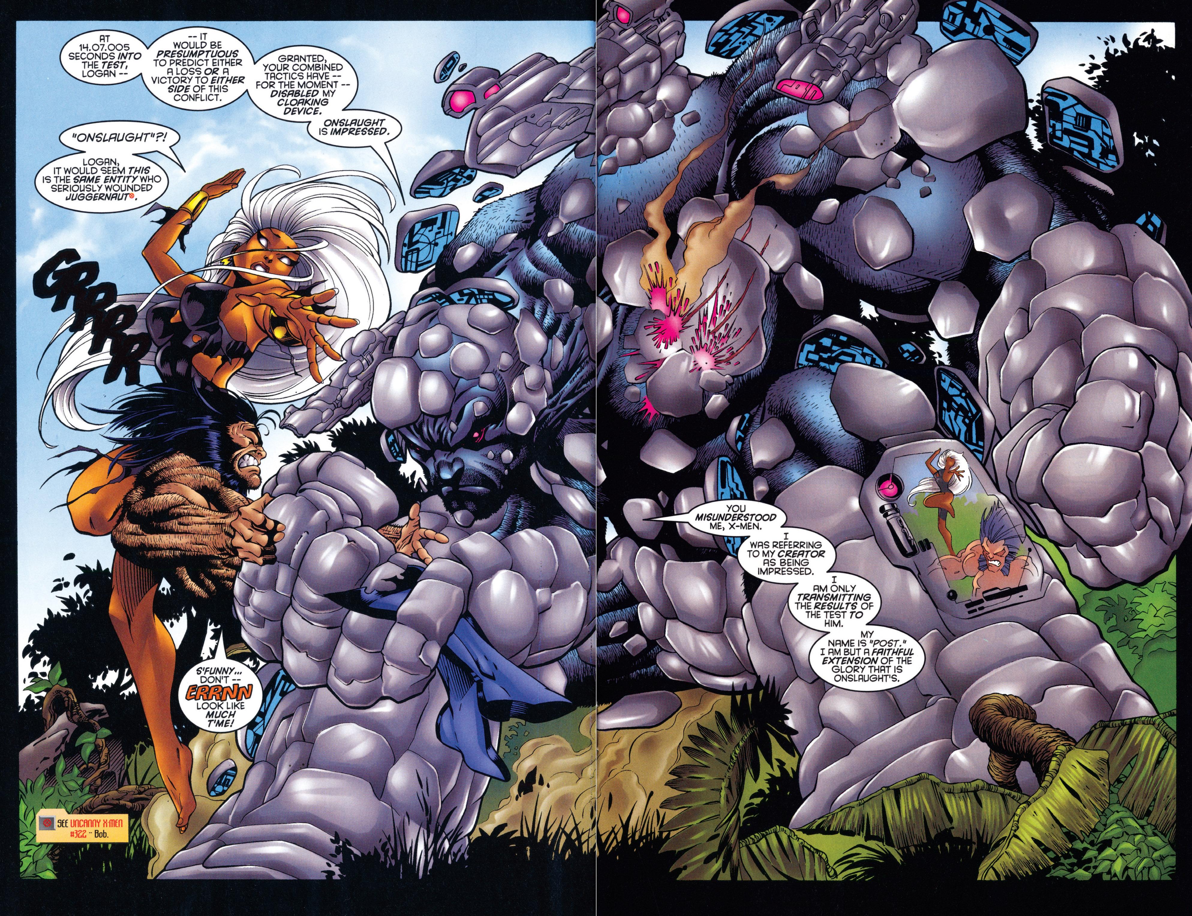 X-Men (1991) 50 Page 14