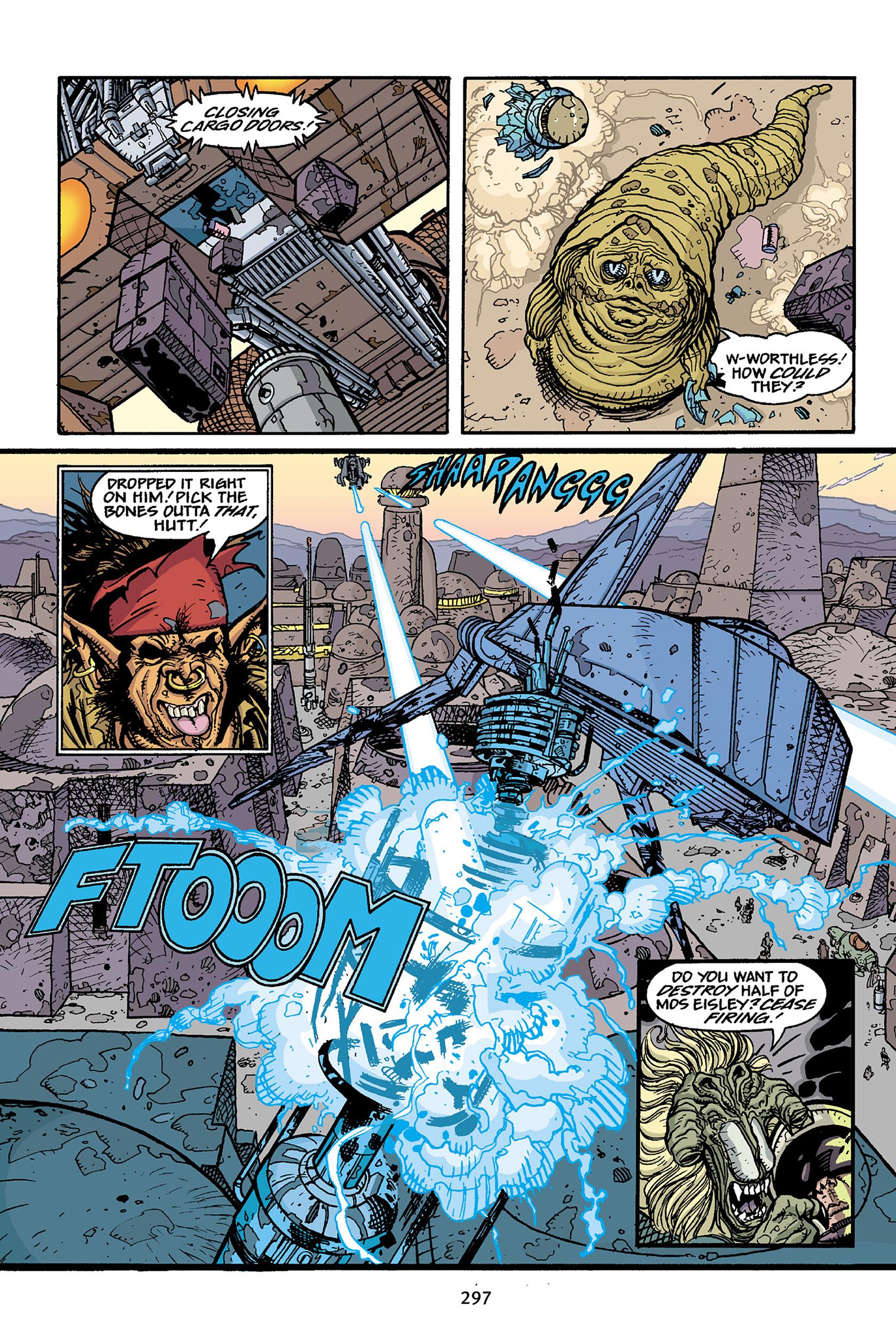 Read online Star Wars Omnibus comic -  Issue # Vol. 30 - 294