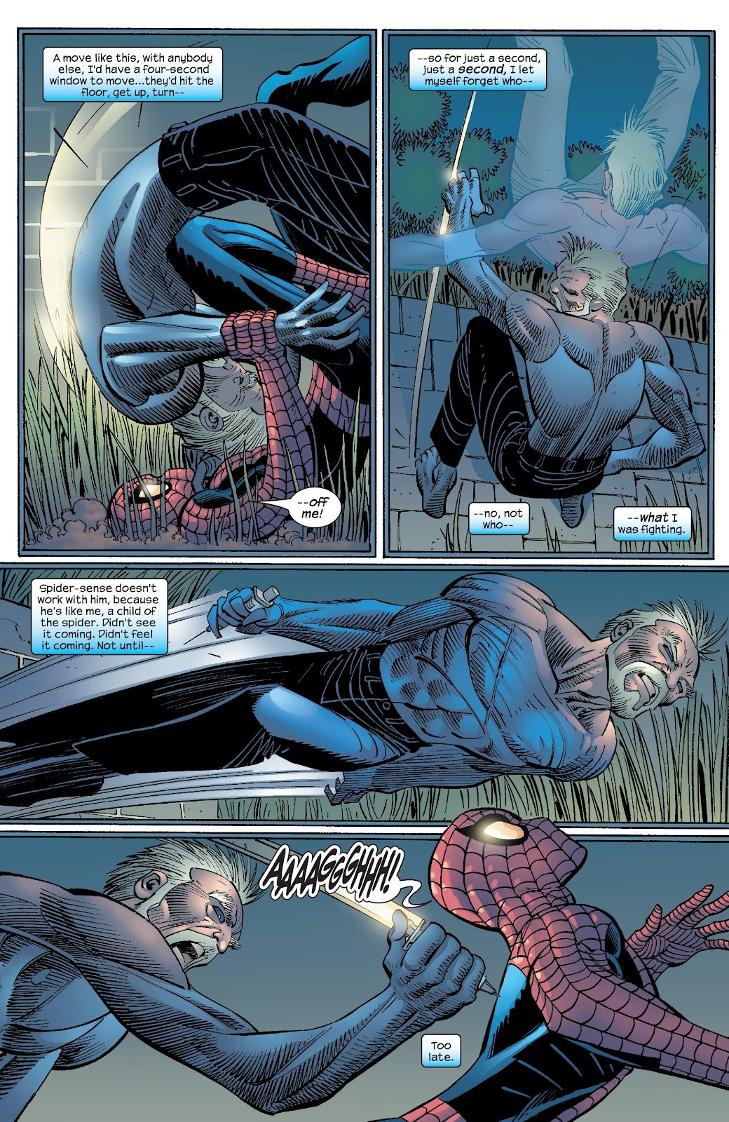 The Amazing Spider-Man by JMS Ultimate Collection issue TPB 3 (Part 2) - Page 20