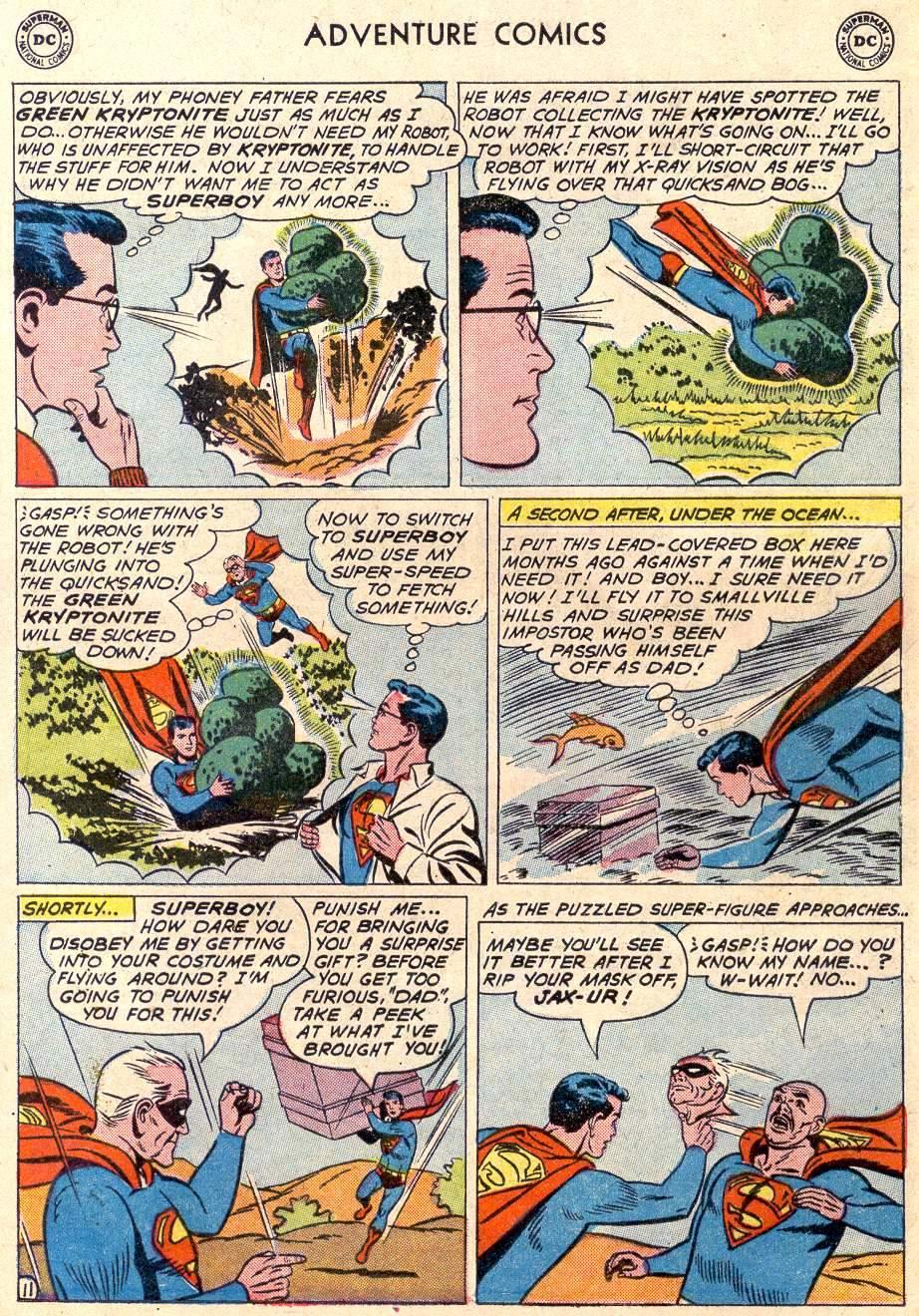 Read online Adventure Comics (1938) comic -  Issue #289 - 13