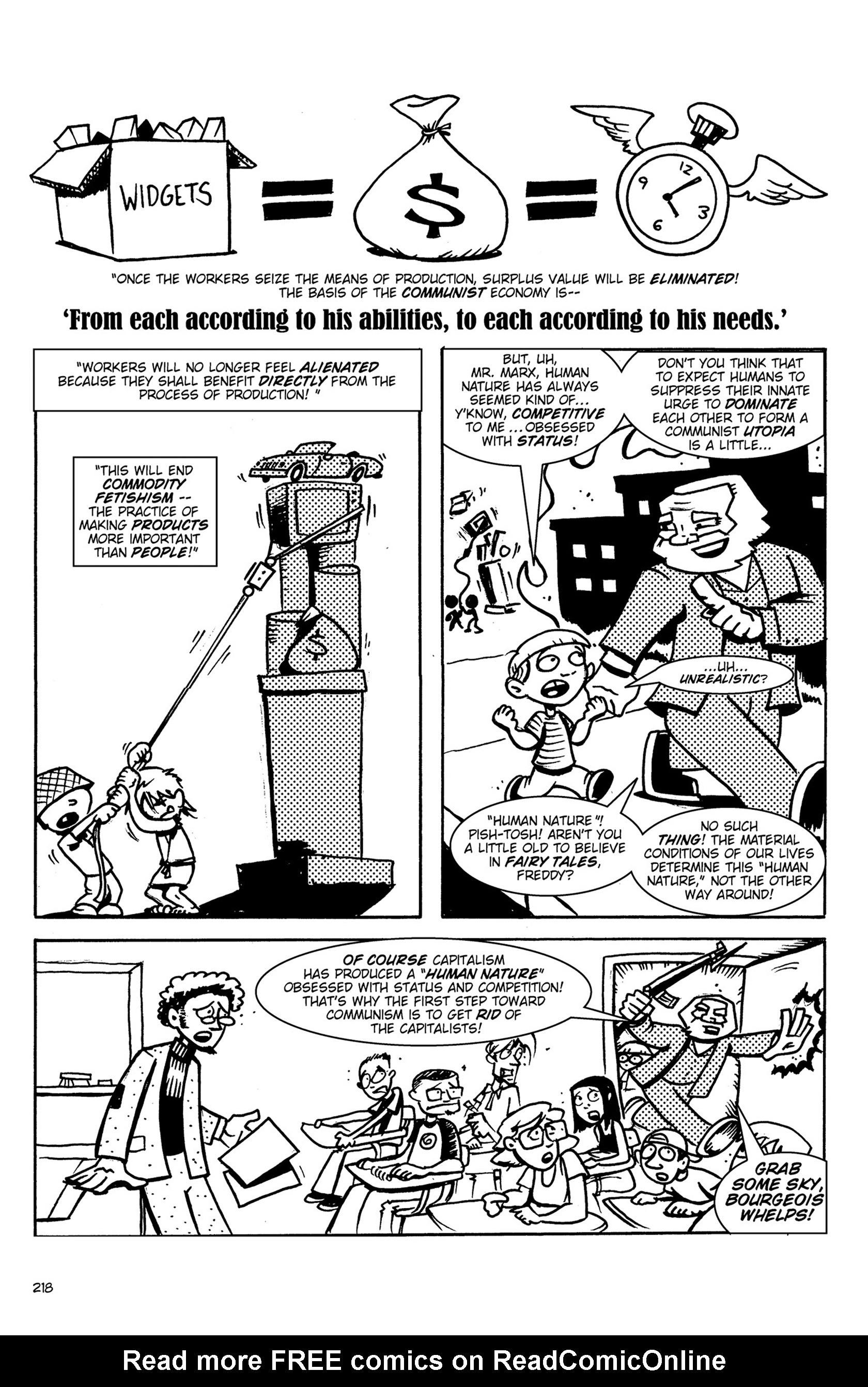 Read online Action Philosophers! comic -  Issue #Action Philosophers! TPB (Part 2) - 46