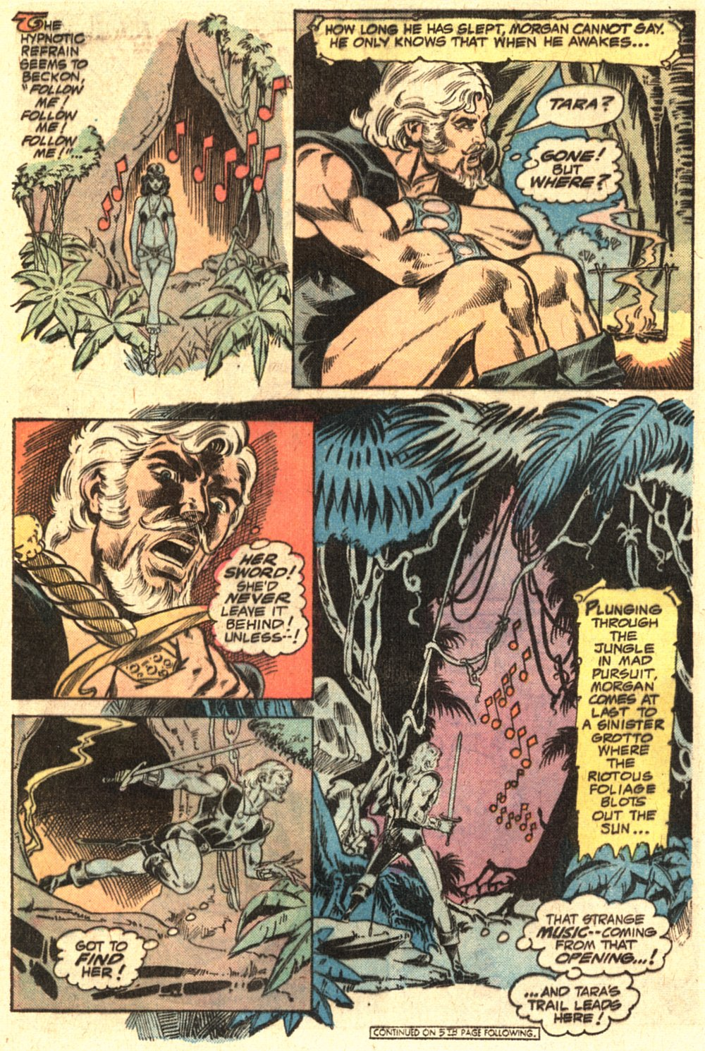 Warlord (1976) issue 1 - Page 10