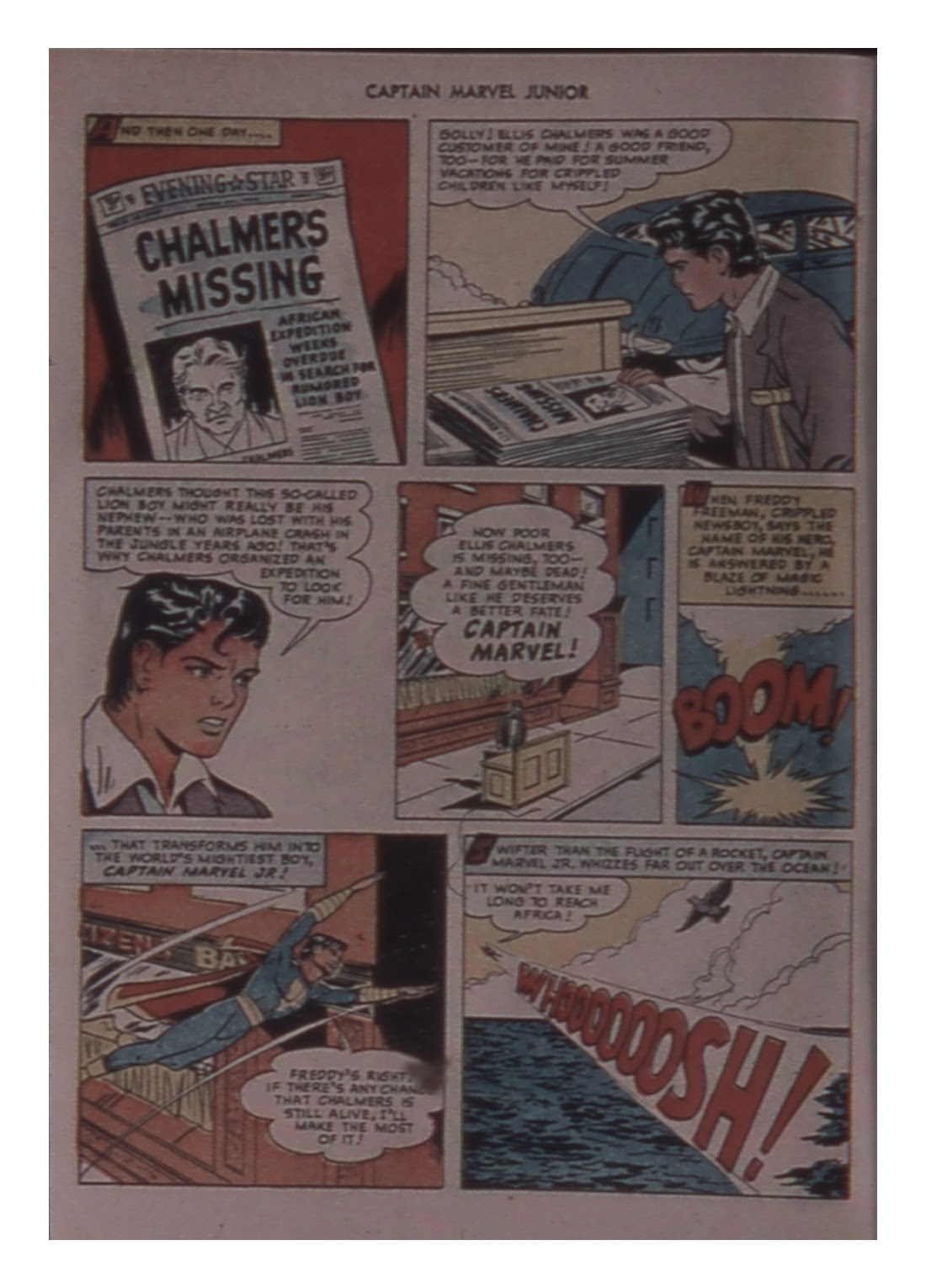Captain Marvel, Jr. issue 81 - Page 28