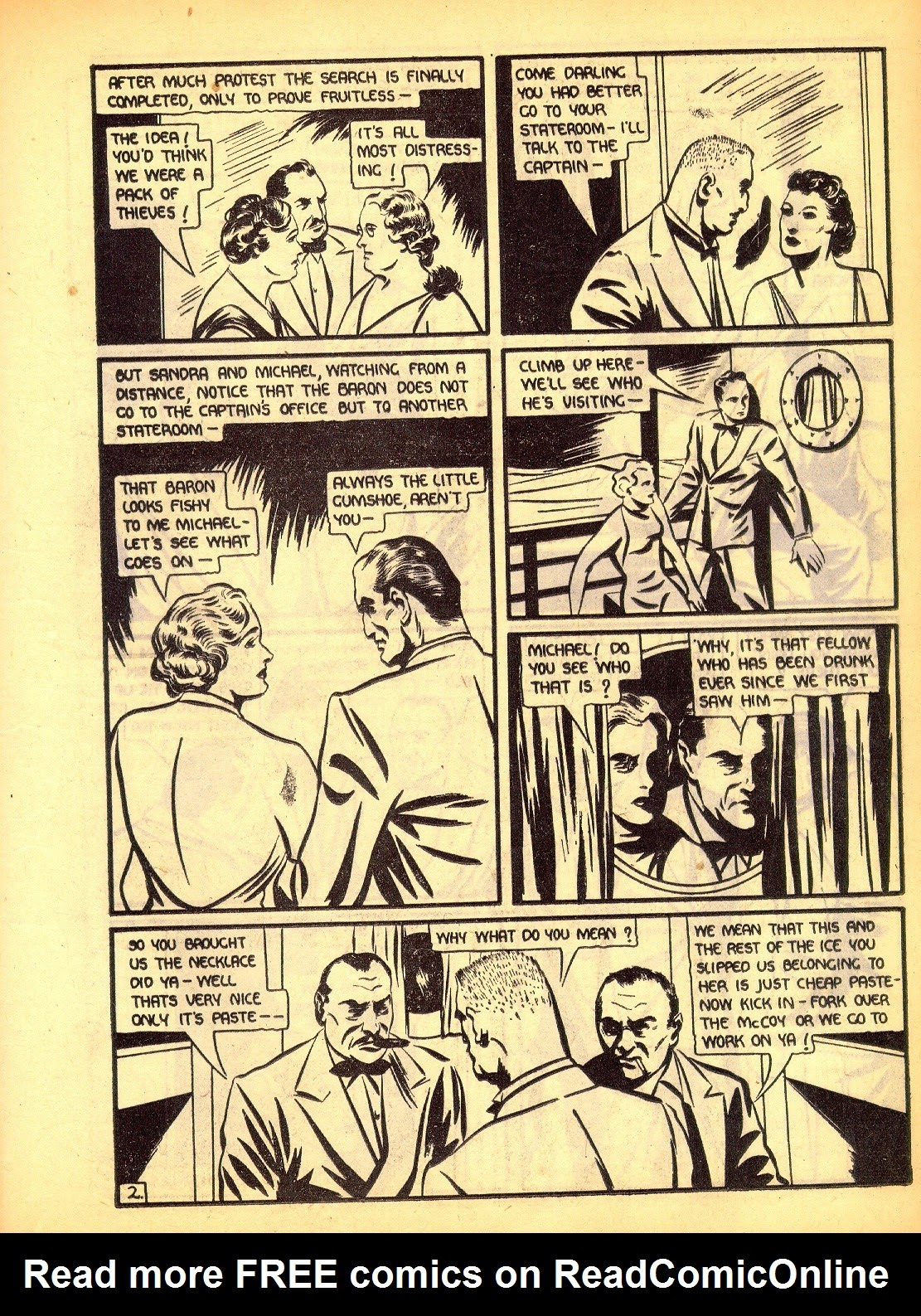 Double Action Comics issue 2 - Page 7